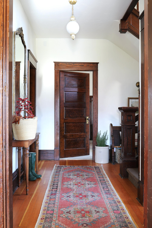 The Grit and Polish - Farmhouse Entryway Vintage Light 2000.jpg