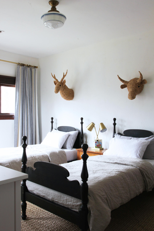 The Grit and Polish - Farmhouse Boys Room Beds.jpg