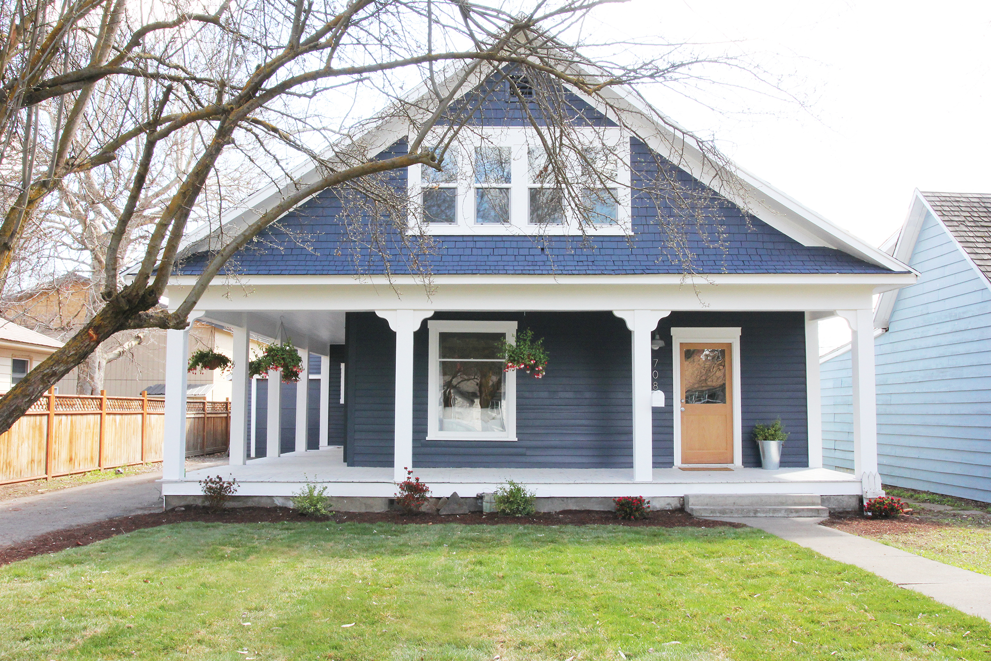 The Grit and Polish - Porch House Front AFTER 2.jpg