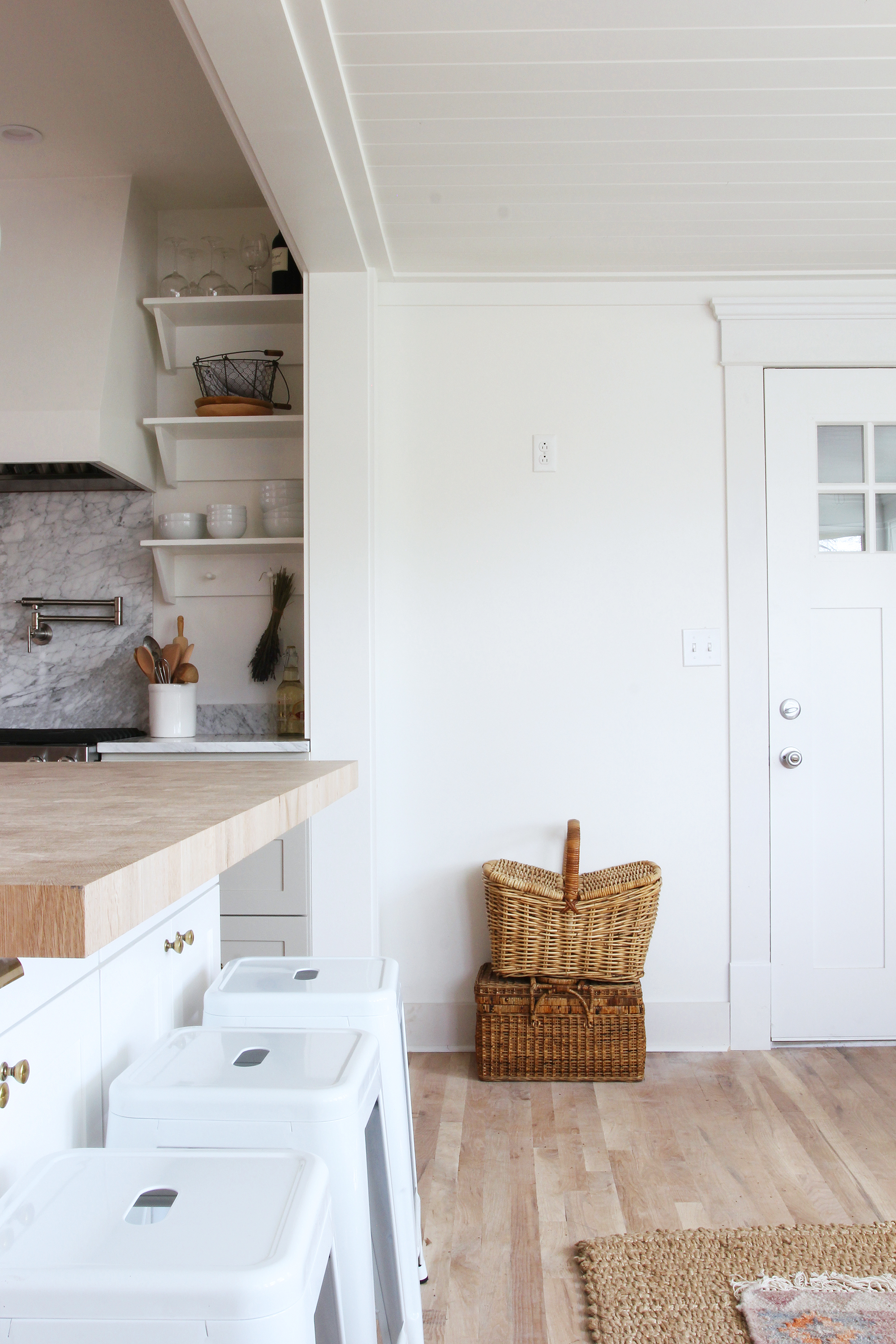 The Grit and Polish - Porch House Kitchen Baskets.jpg
