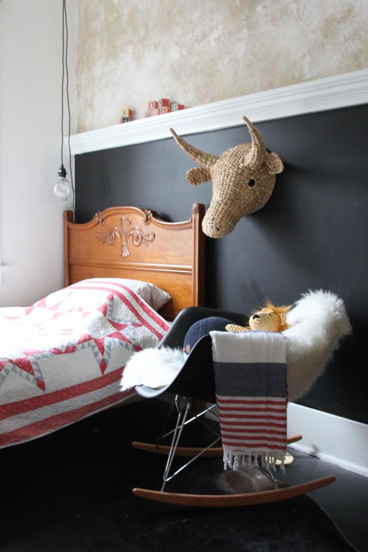 Wilder's Bedroom