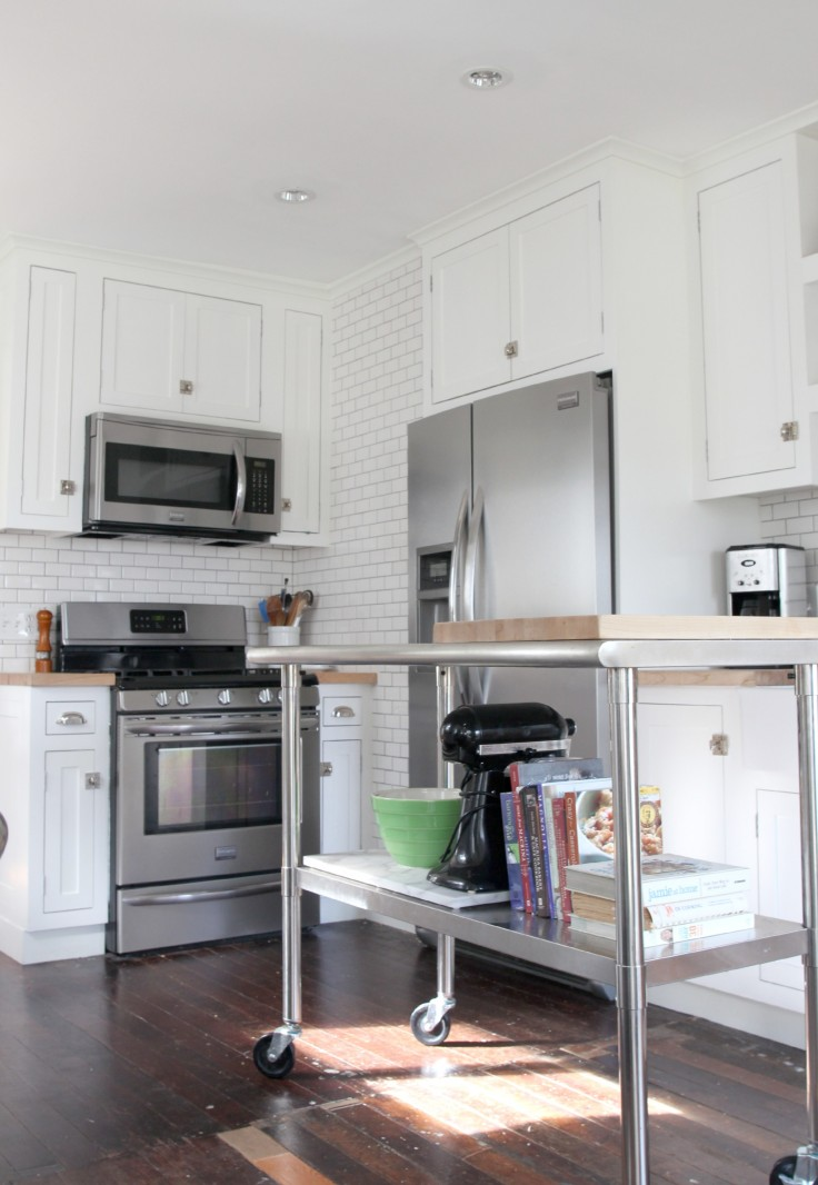 The Grit and Polish - White and Bright Kitchen Renovation at the Bryant house.jpg