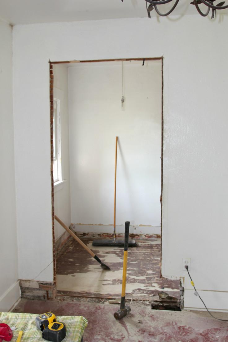 The Grit and Polish - Bedroom Demo 3
