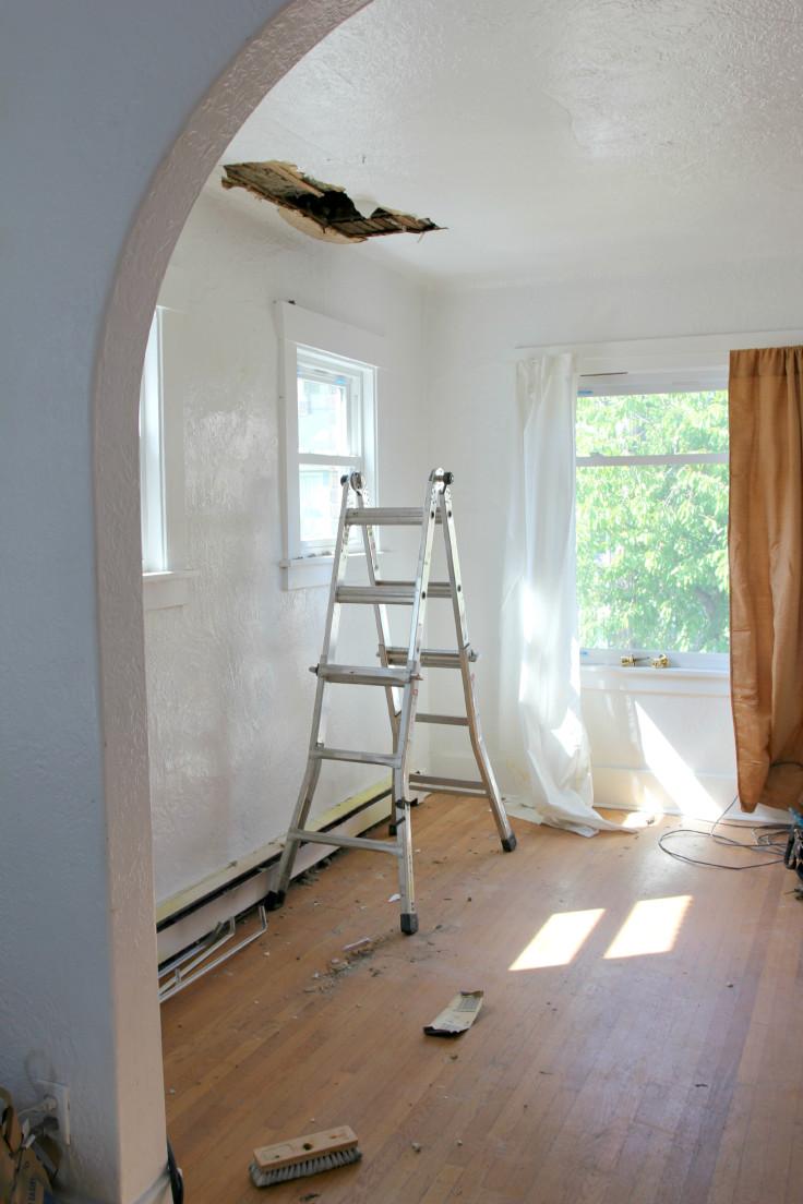 The Grit and Polish - Demo Living Room