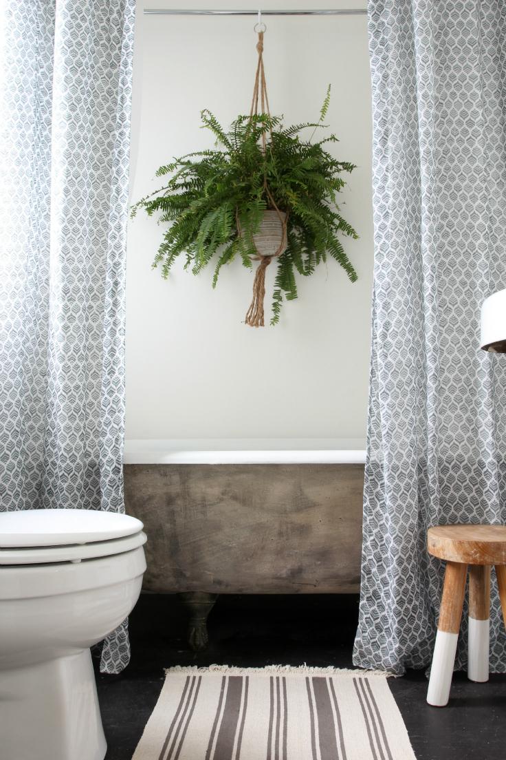 The Grit and Polish - Master Bathroom Renovation All