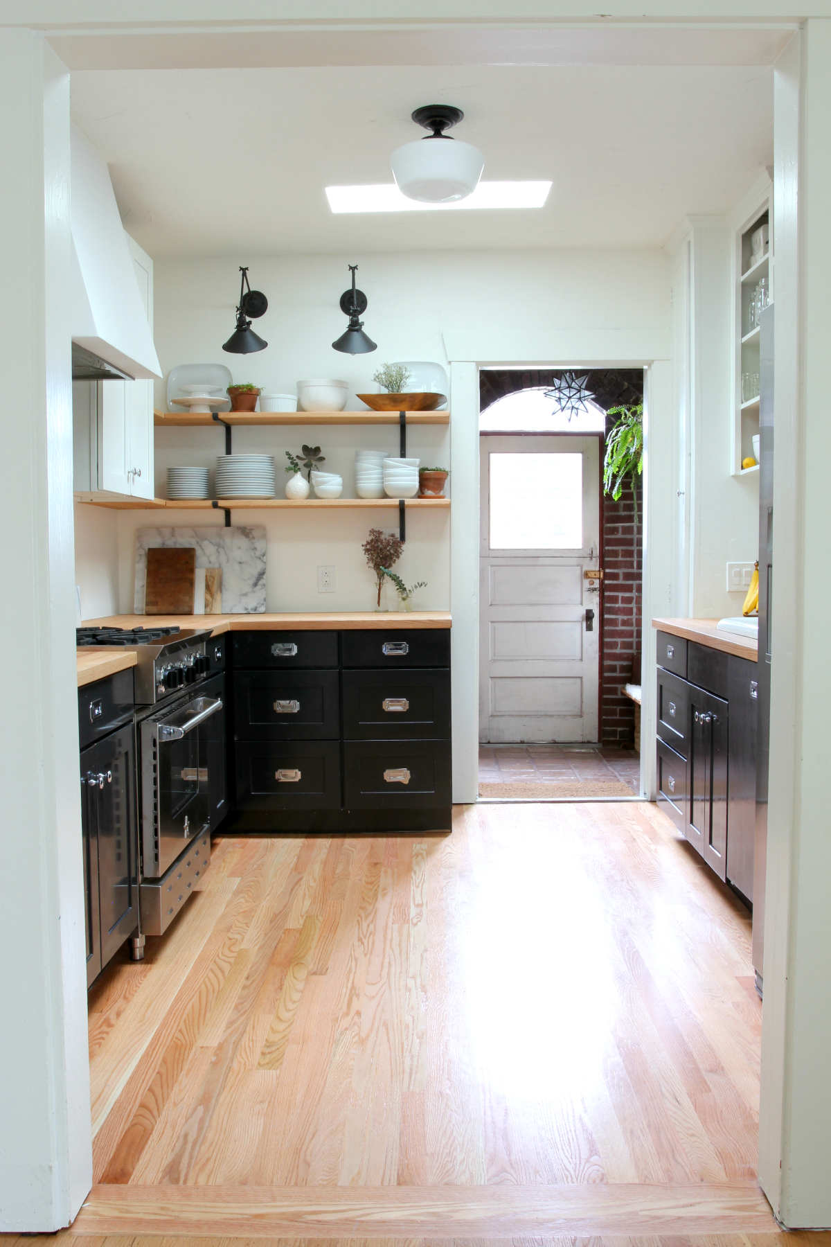 The Grit and Polish - Dexter Kitchen Remodel All