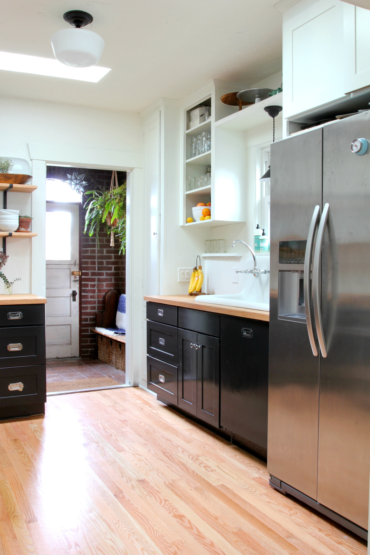 The Grit and Polish - Dexter Kitchen Remodel south