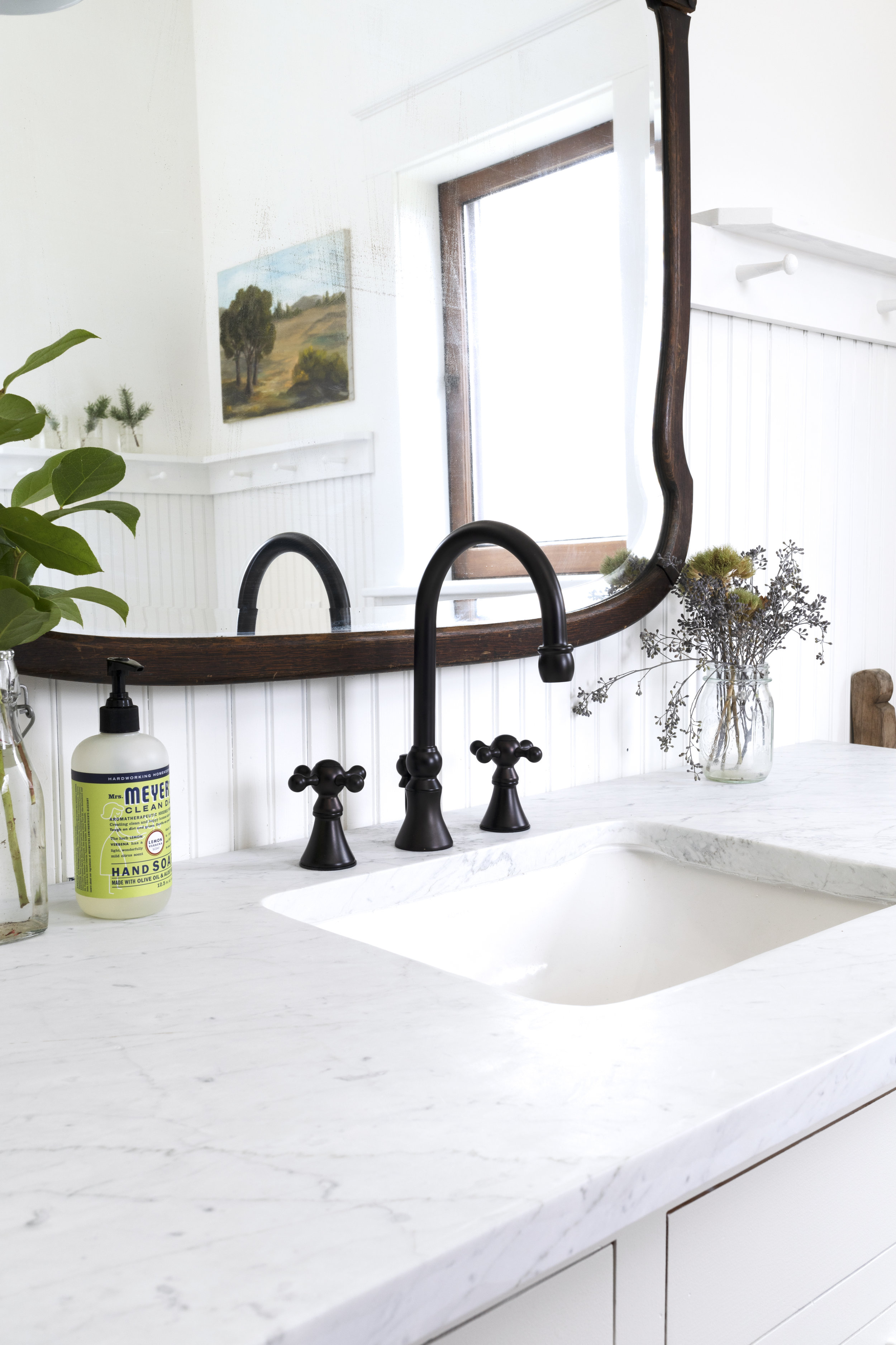 The Grit and Polish - Farmhouse Bathroom Budget Refresh Faucet + Sink.jpg