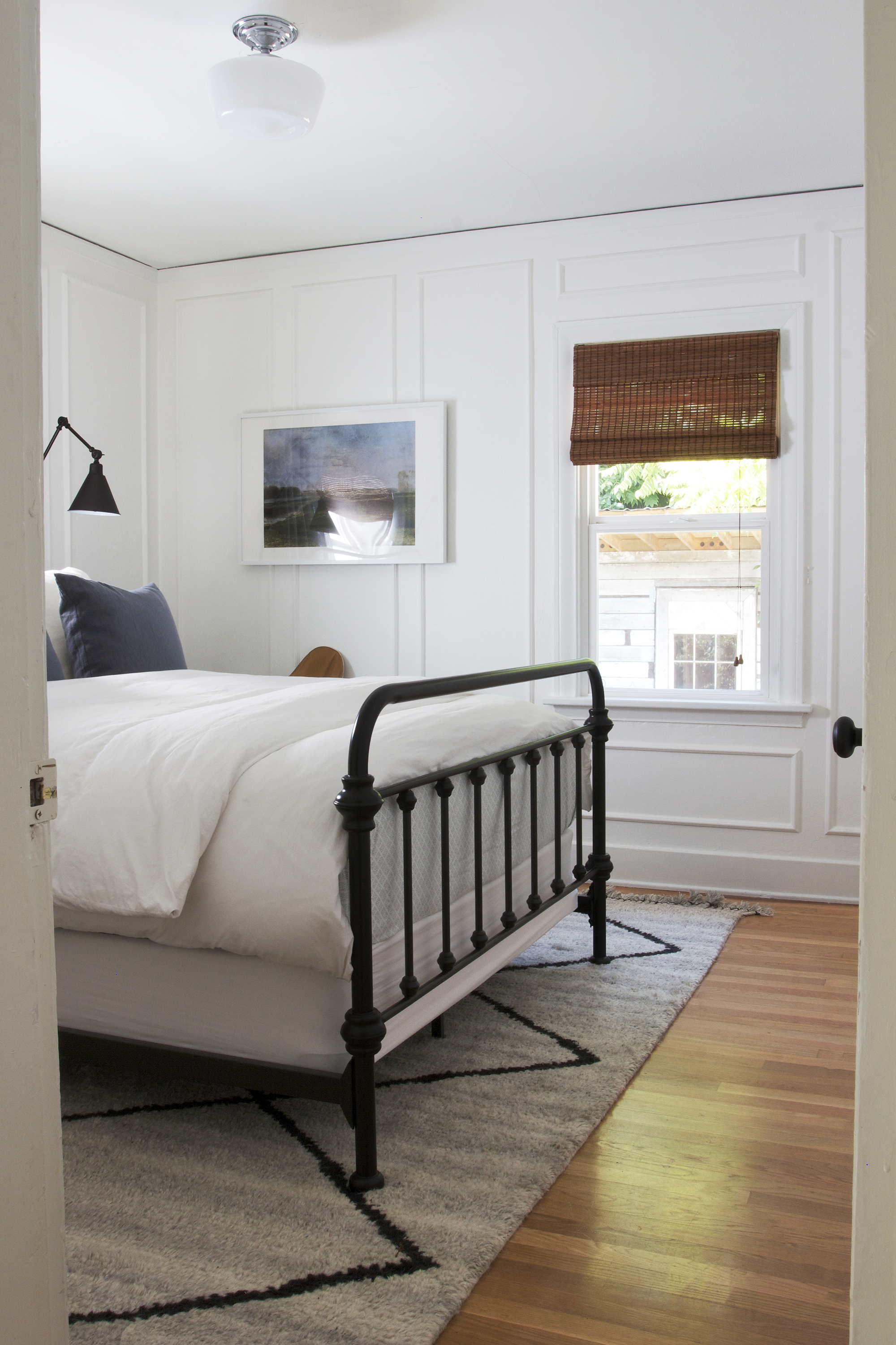 The Grit and Polish - Ravenna 2.0 Master Bedroom From Door 2.jpg