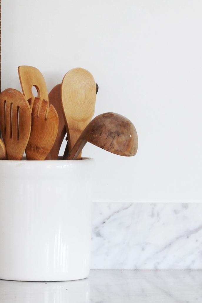 Vintage Wood Spoons