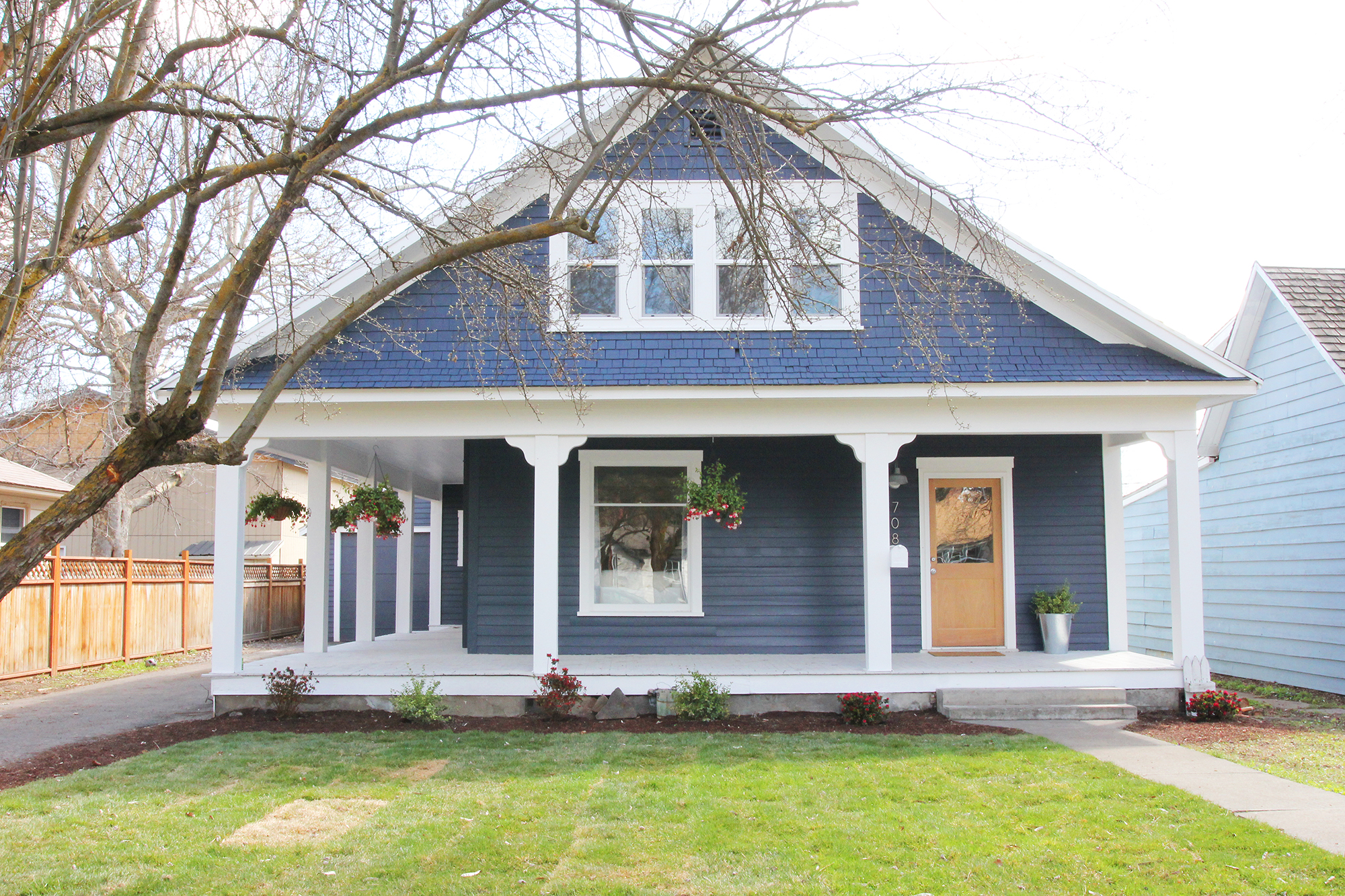 The Grit and Polish - Porch House Front After.jpg