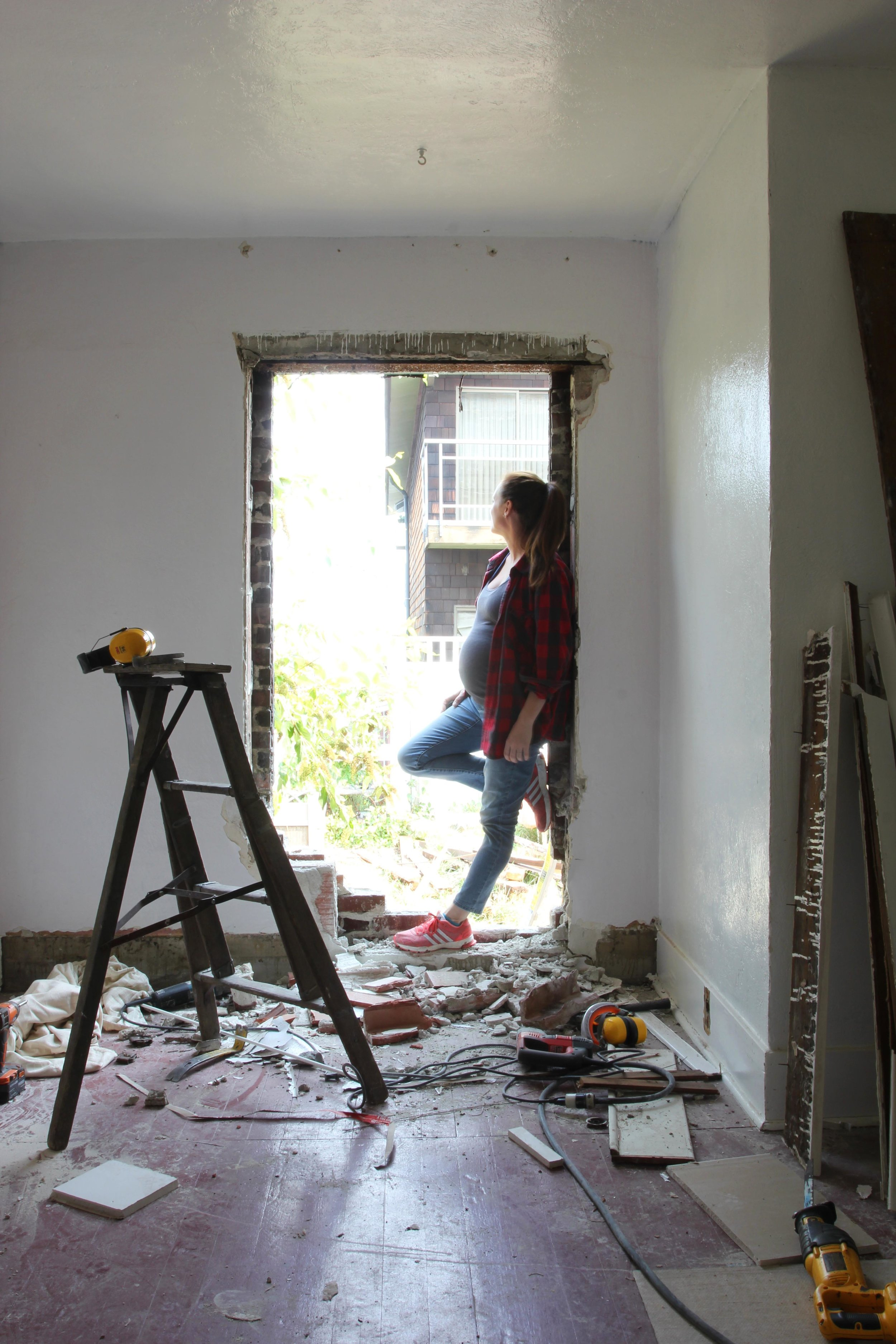 The Dexter House - Cathy at Opening.jpg