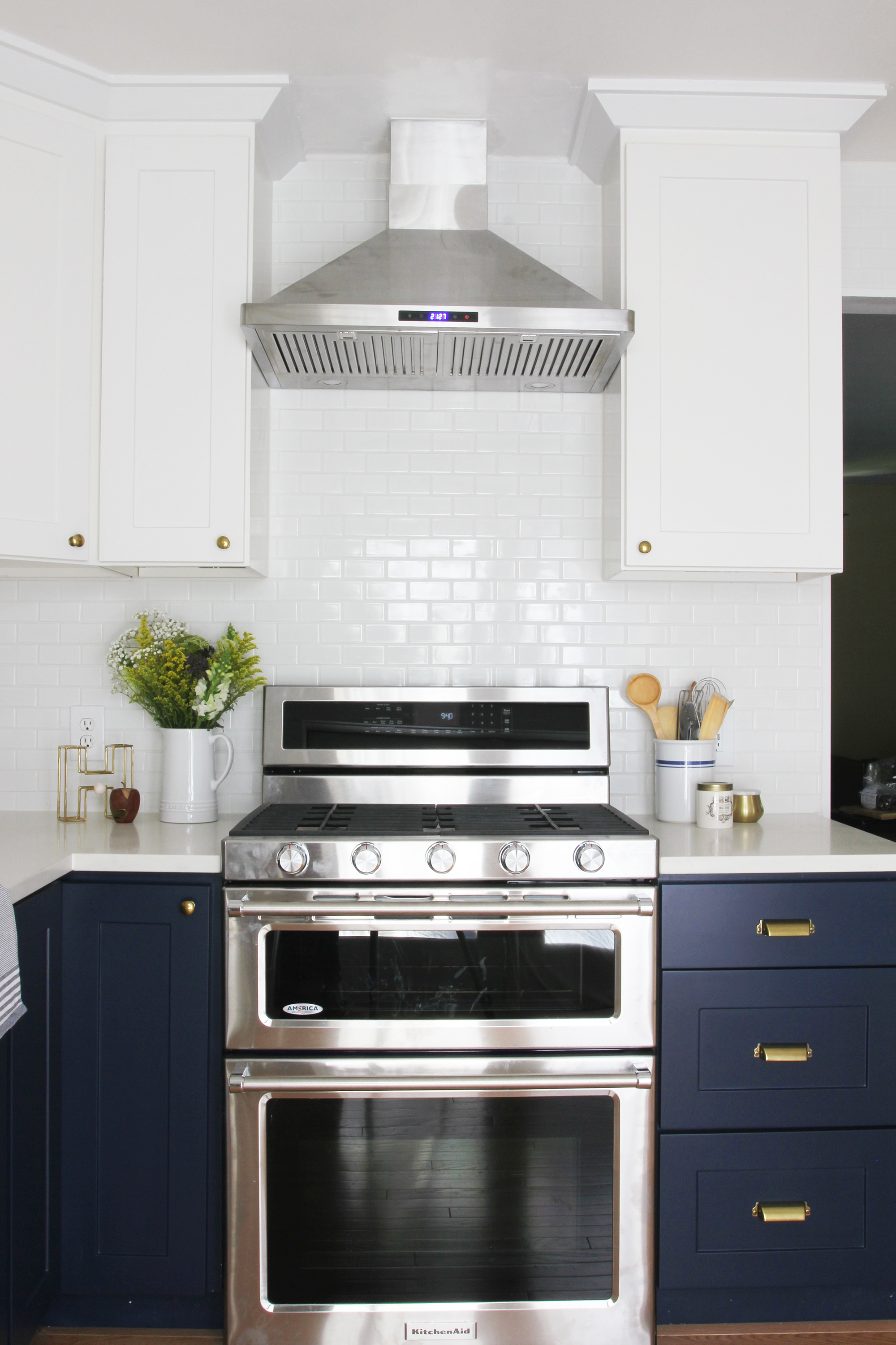 The Grit and Polish - 6 Day Kitchen stove.jpg