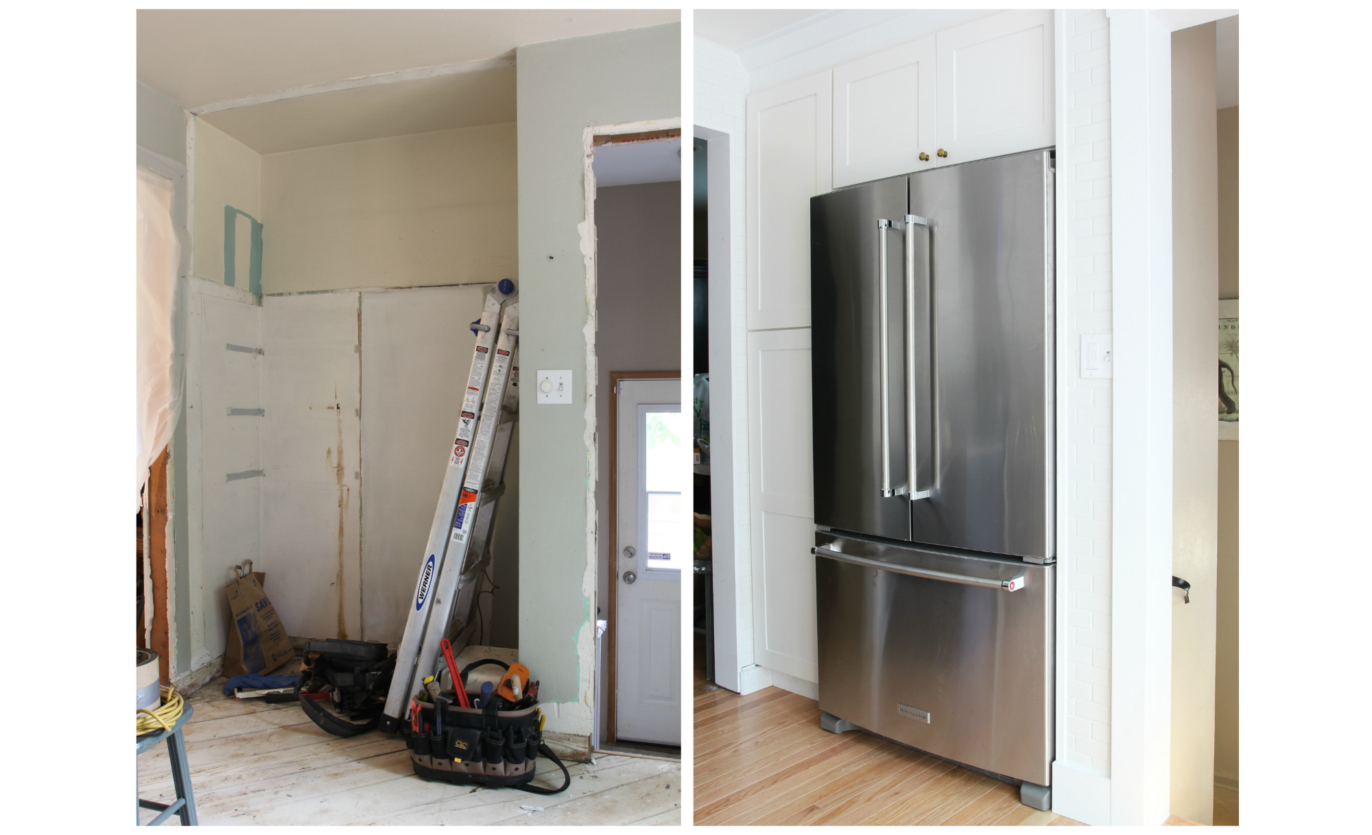 the-grit-and-polish-6-day-kitchen-fridge-before-and-after