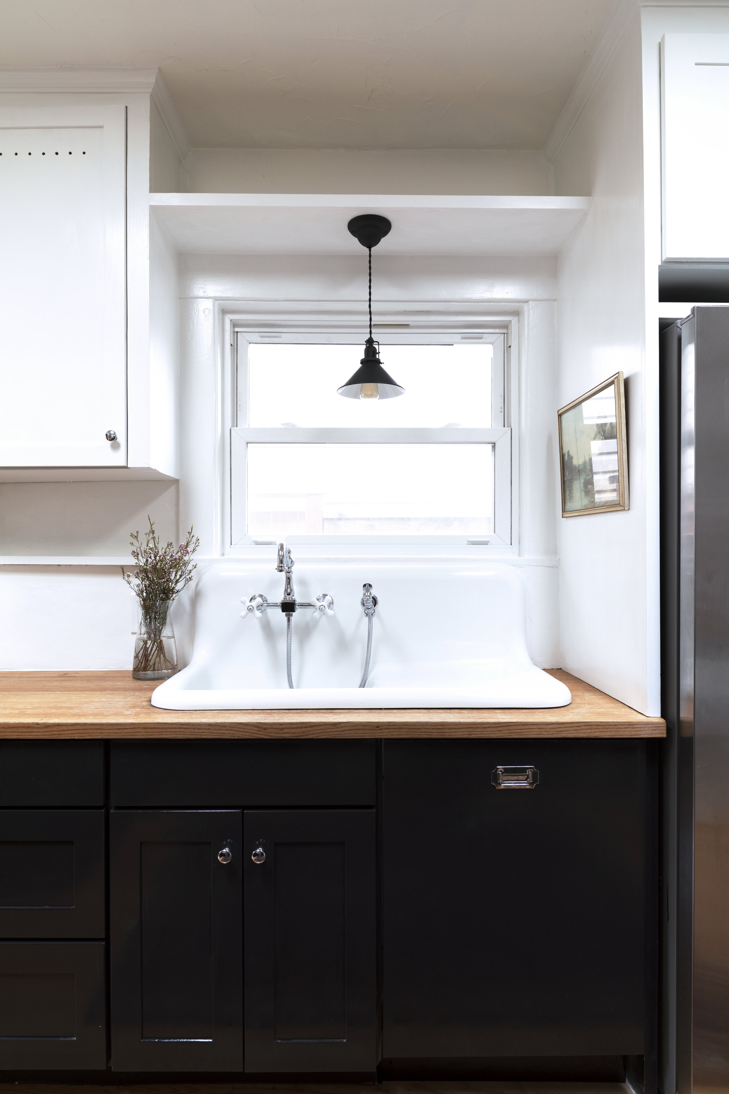 Changing Kitchen Faucet: Dexter House Kitchen // It's (finally) 100% Done!