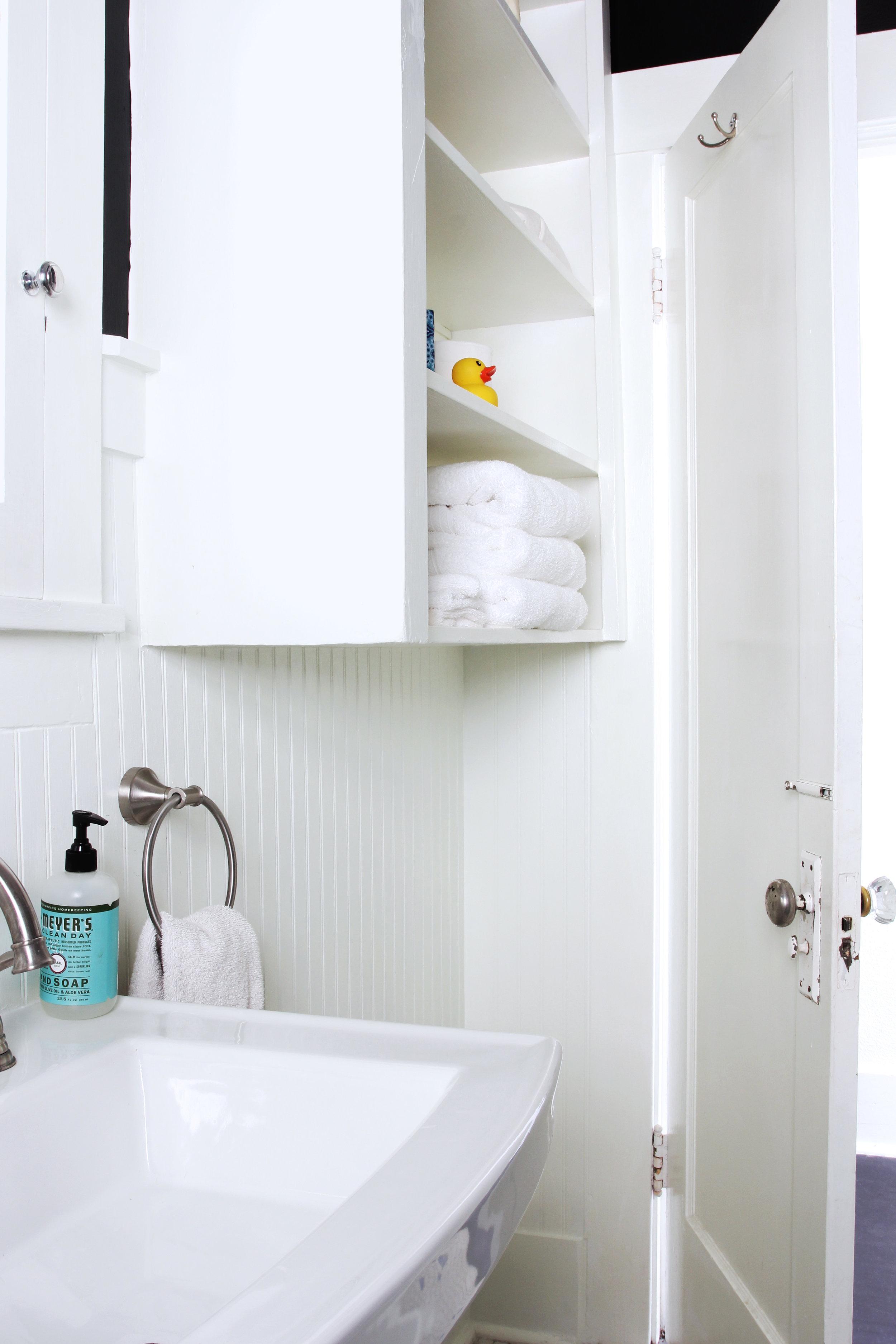 A Bathroom Remodel For Under 1000 At