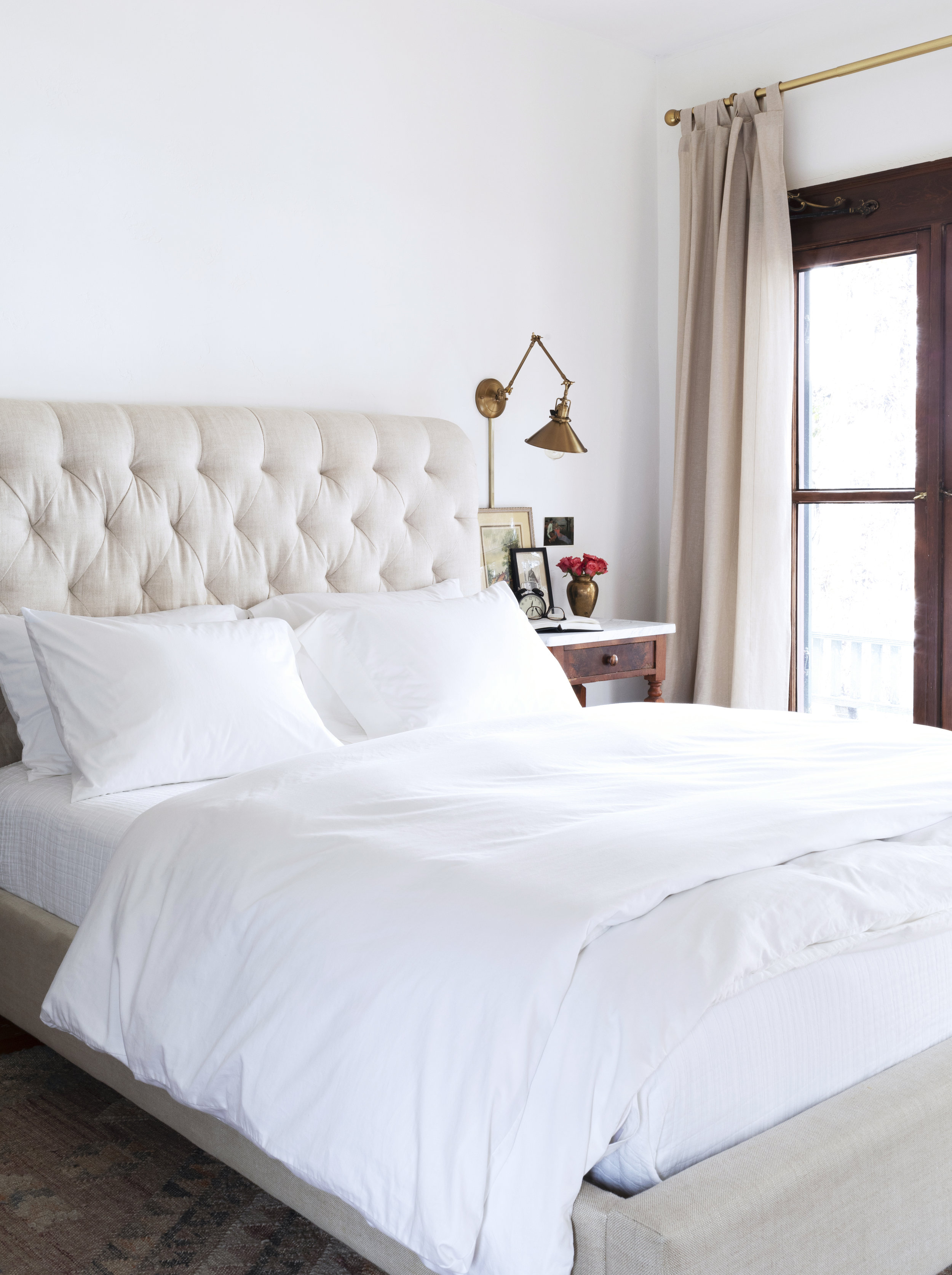 The Grit and Polish - Farmhouse Master White Bed Angle + Headboard CROP.jpg