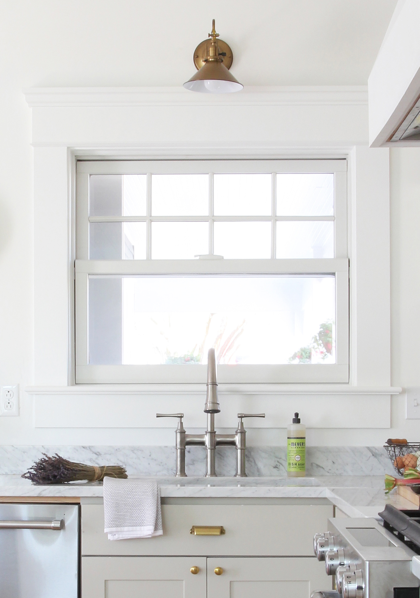 The Grit and Polish - Porch House Kitchen Sink small