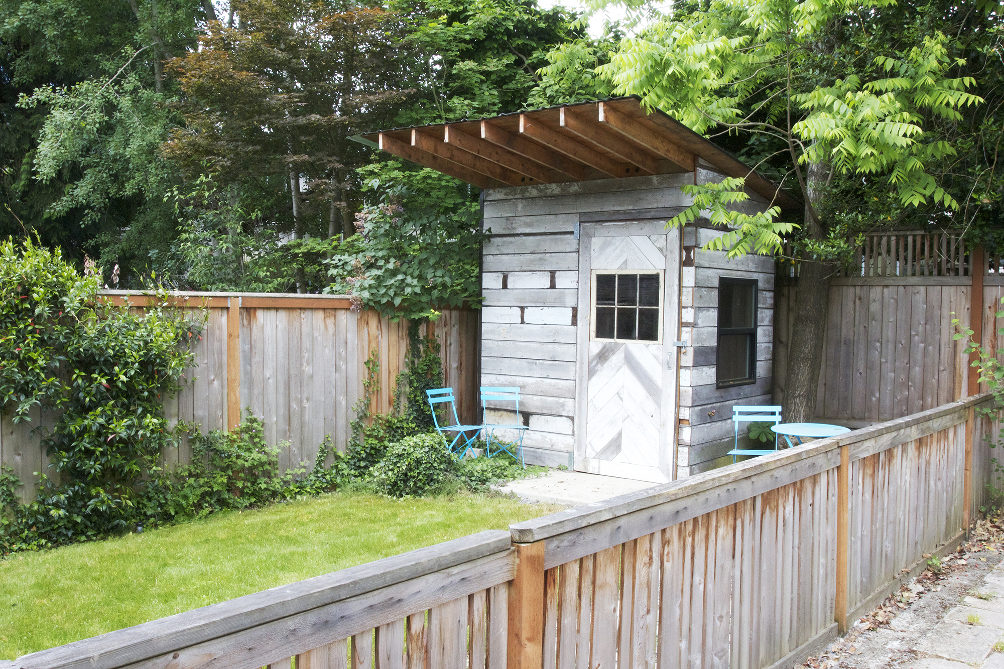 The Grit and Polish - Ravenna Backyard Shed.jpg