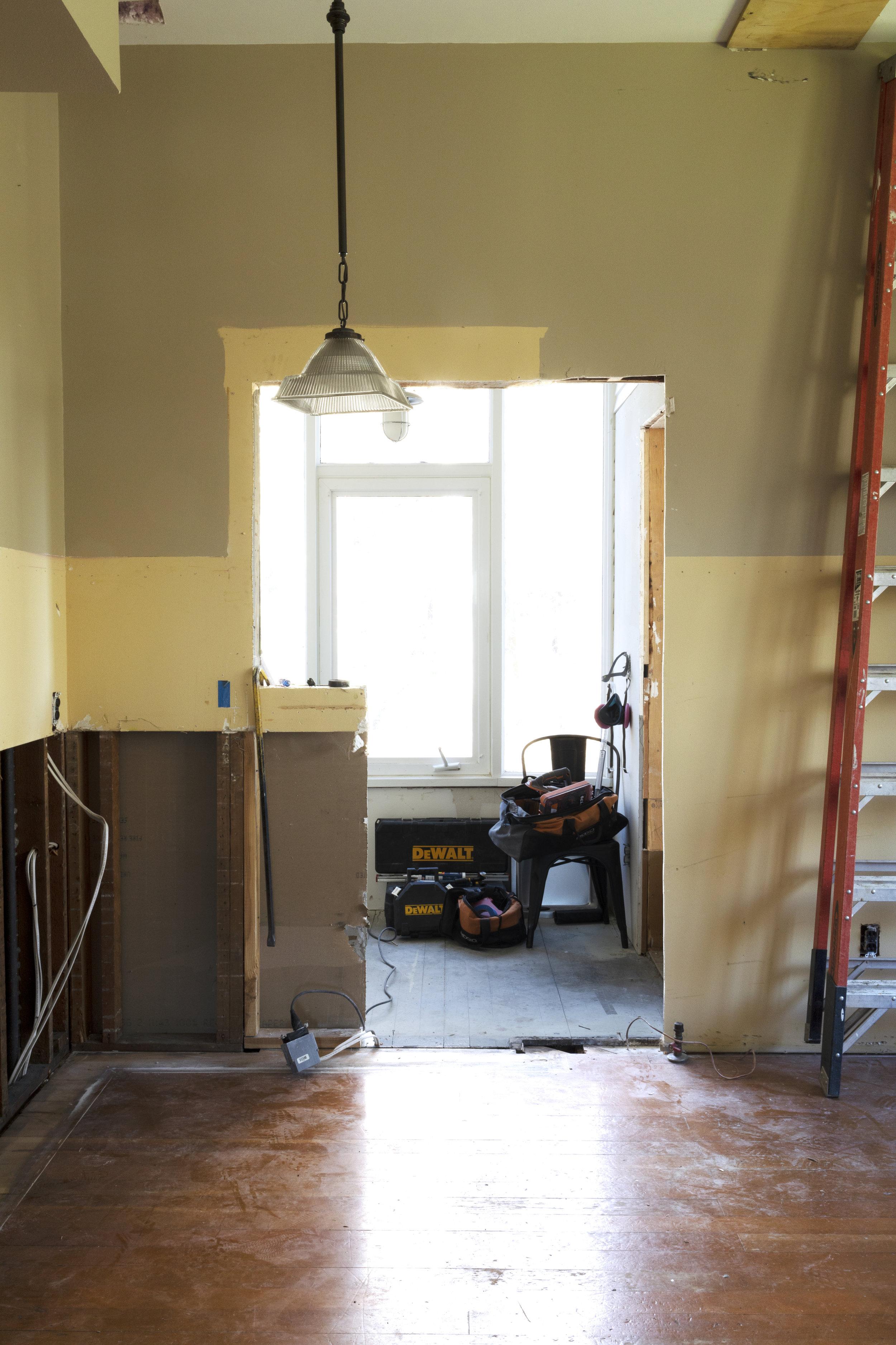 The Grit and Polish - Farmhouse Laundry Room Demo.jpg