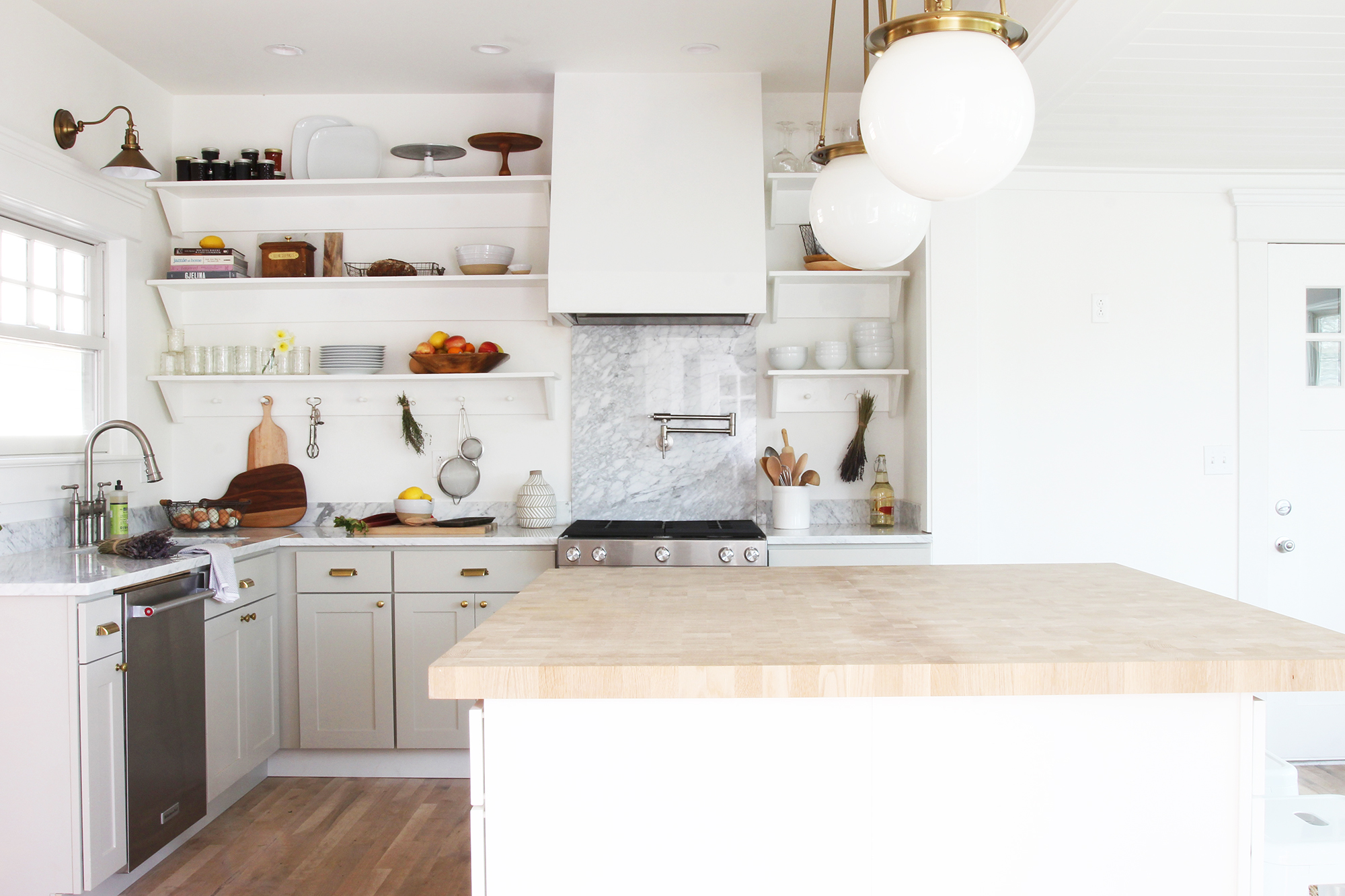The Grit and Polish - Porch House Kitchen Island Wide.jpg