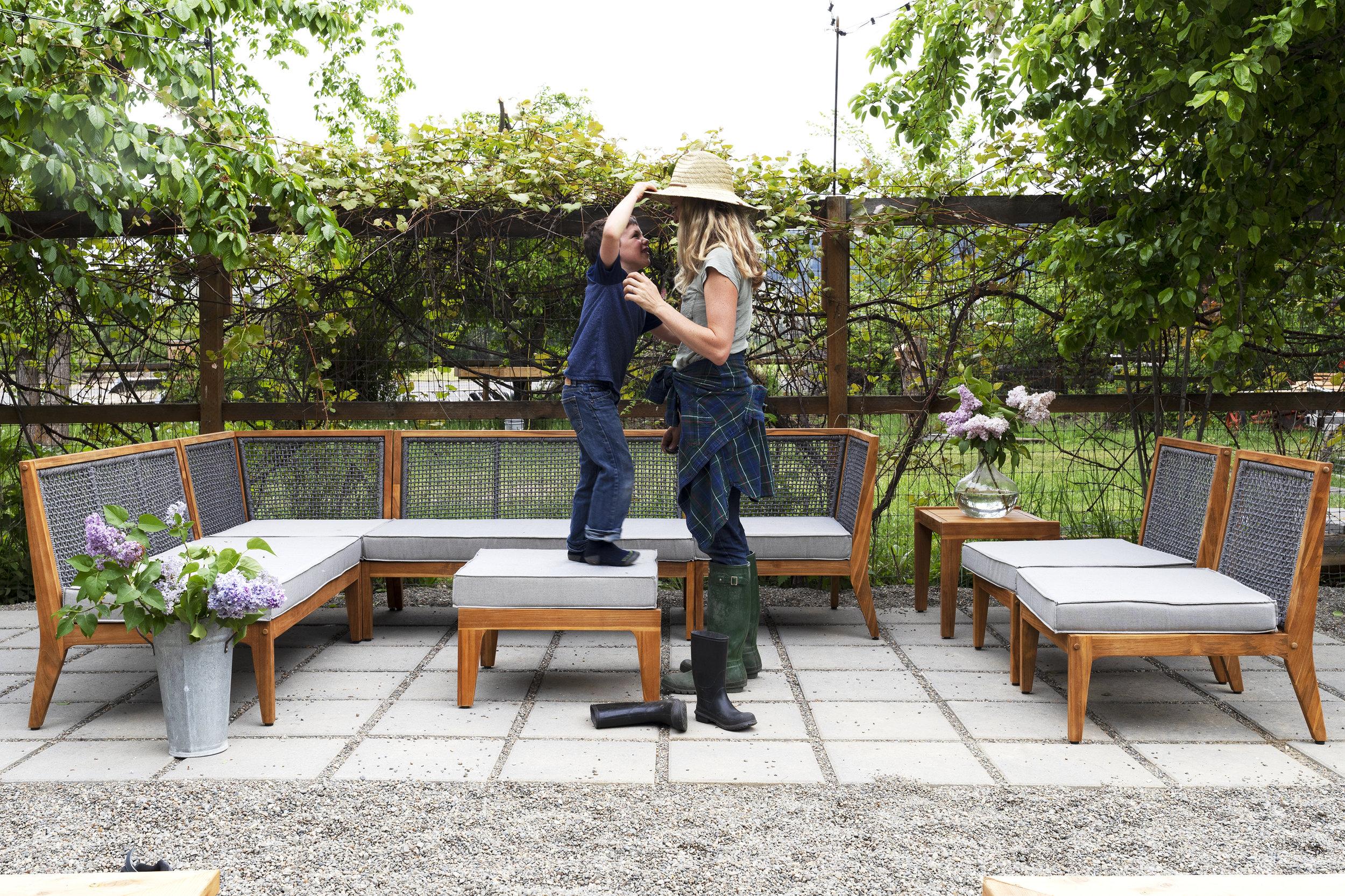The Grit and Polish - Farmhouse Garden Patio Furniture Me + W 2.jpg