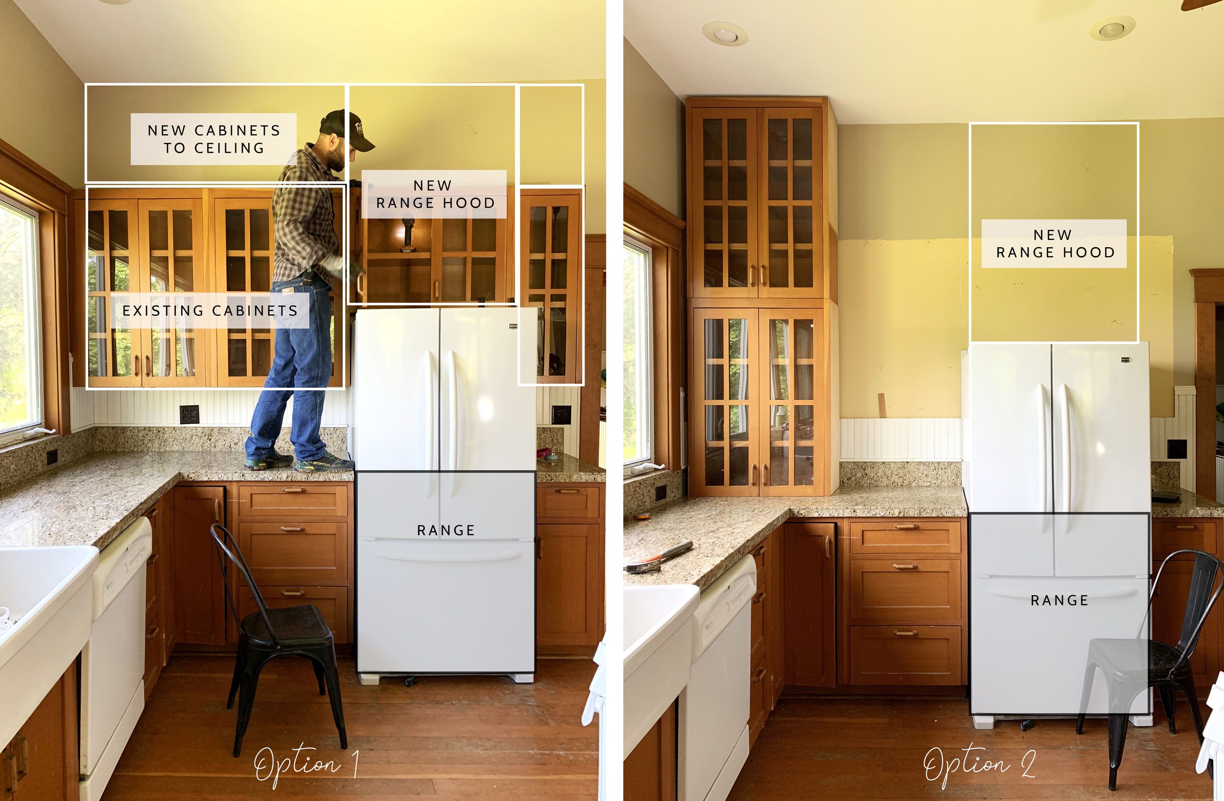 The Grit and Polish - Farmhouse Kitchen Cabinet Option - Layout Options.jpg