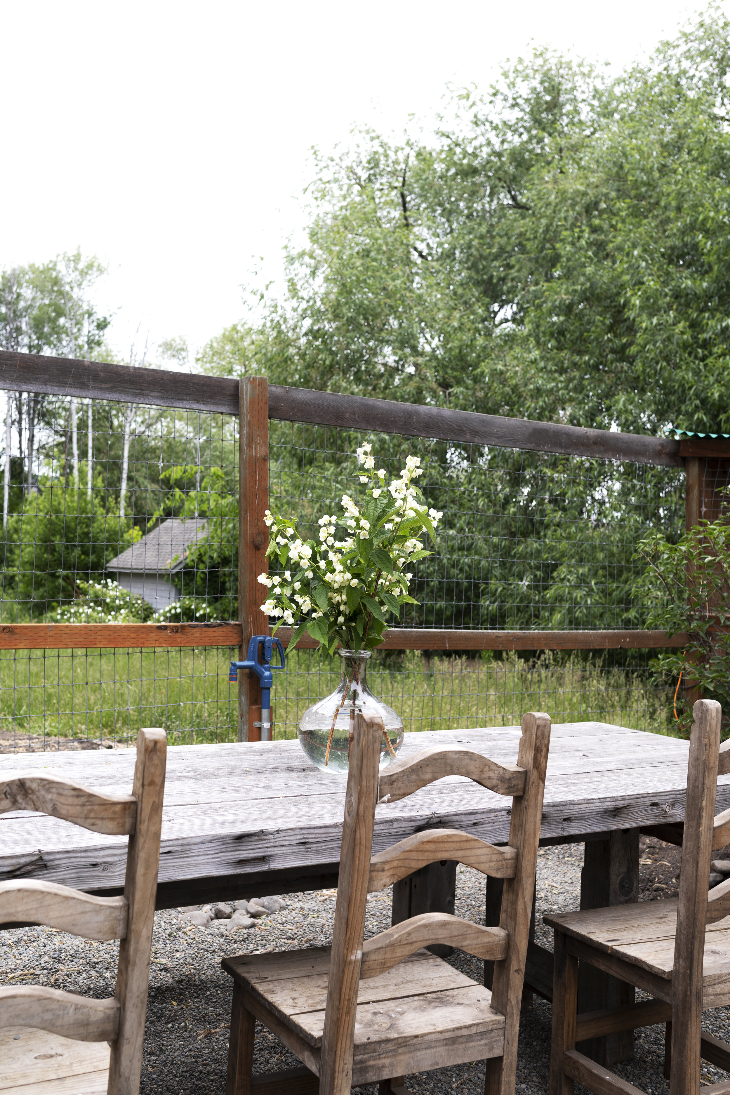 The Grit and Polish - Farmhouse Garden Table Detail.jpg