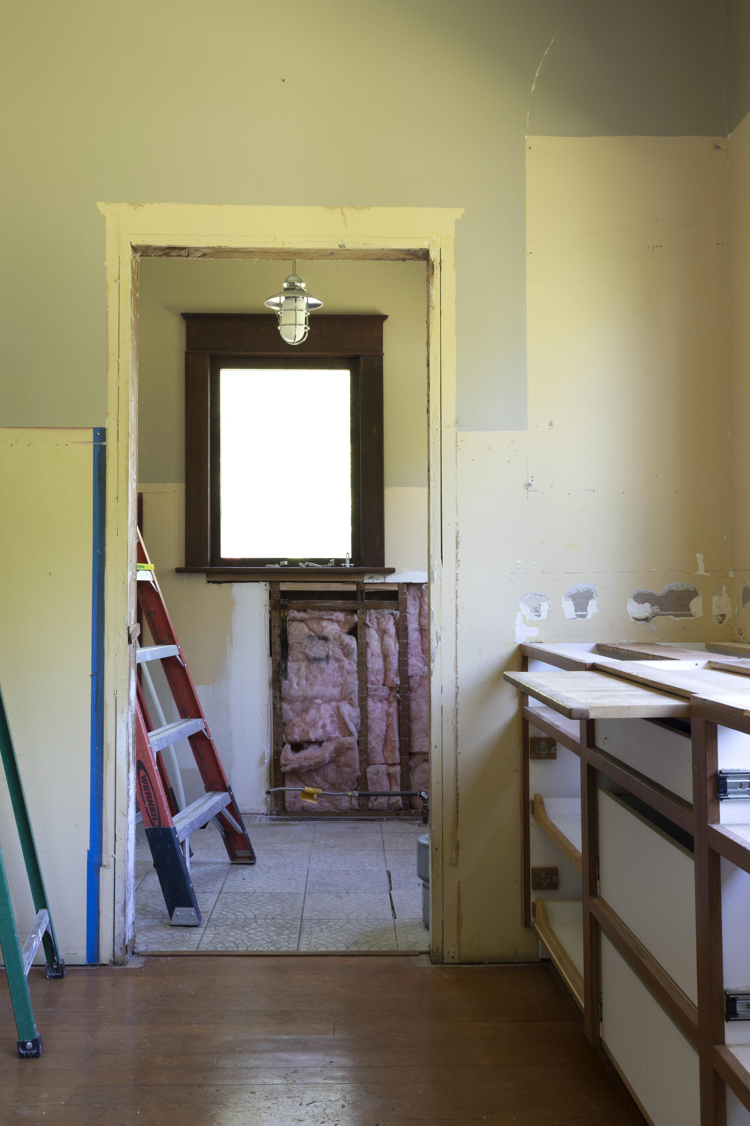 The Grit and Polish - Farmhouse Kitchen Progress Pantry.jpg