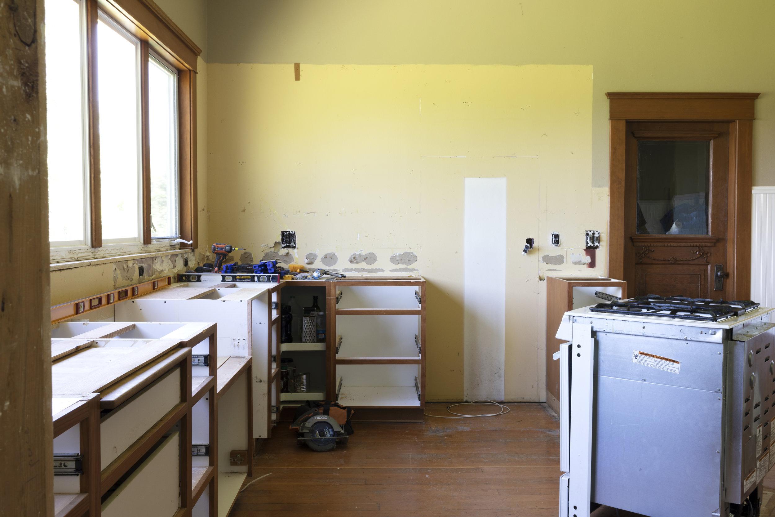The Grit and Polish - Farmhouse Kitchen Progress 12.jpg