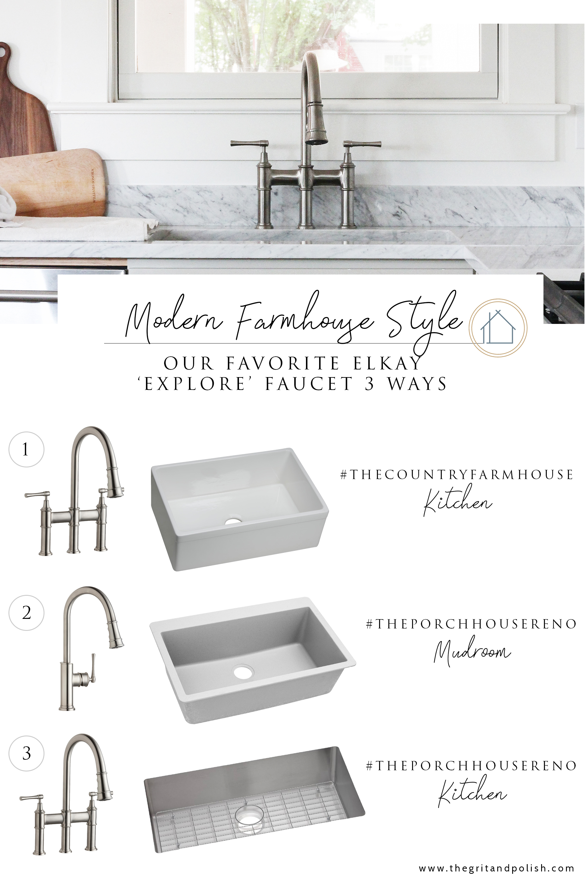 The Grit and Polish - Elkay Sink and Faucet Roundup.jpg