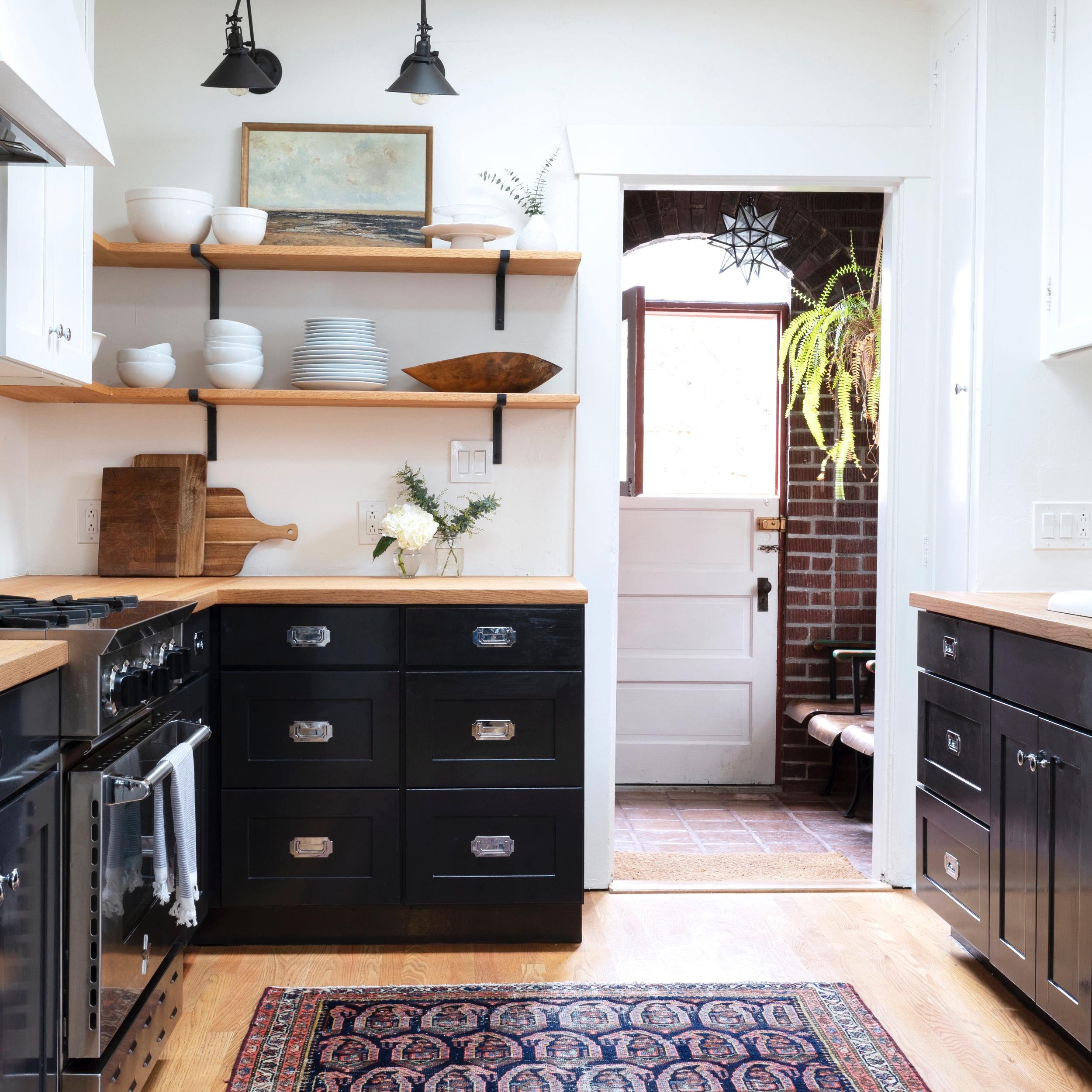 what it cost… - Dexter House kitchen
