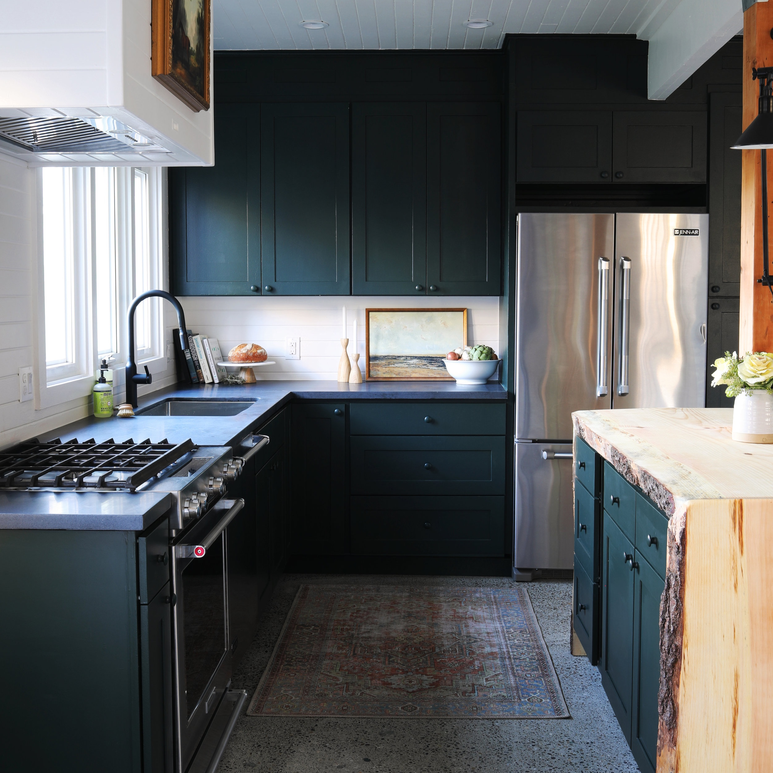 what it cost… - Tacoma Converted Garage Kitchen