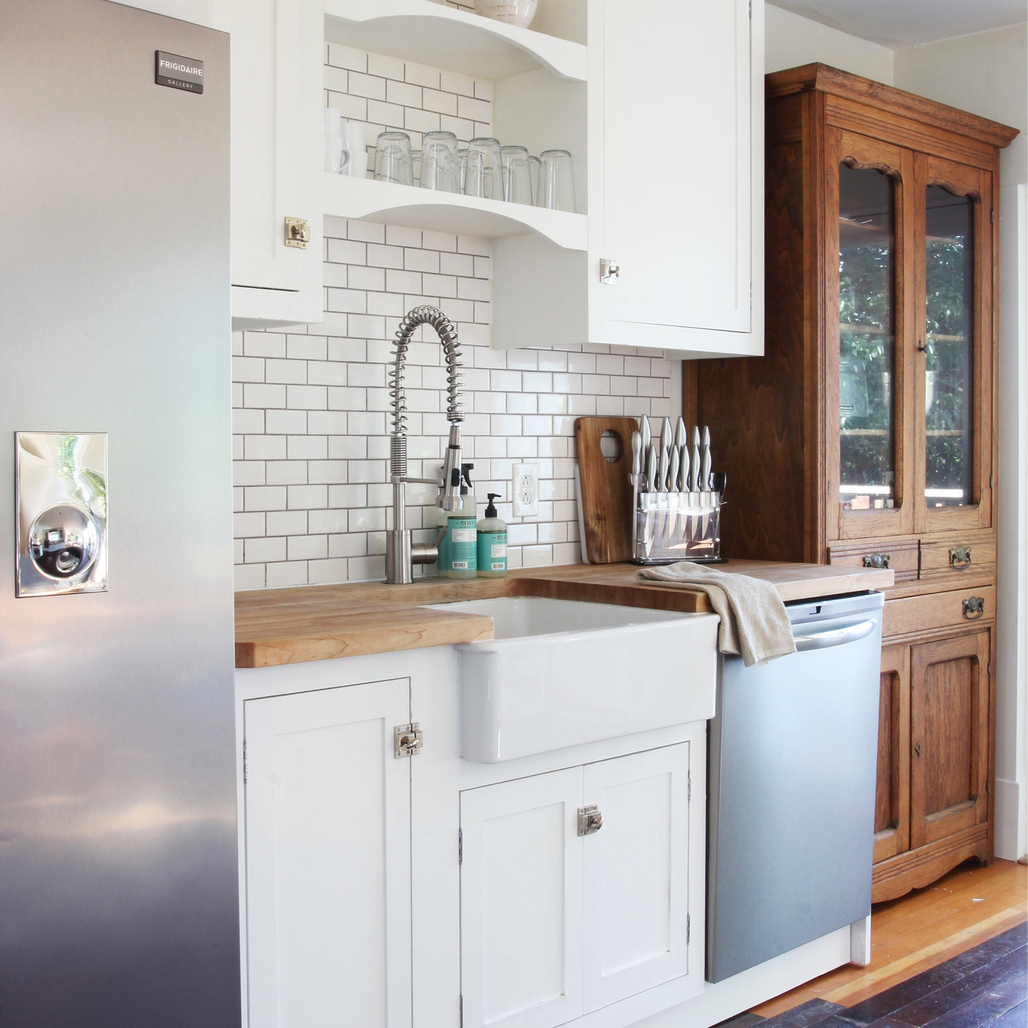 what it cost… - Bryant House kitchen