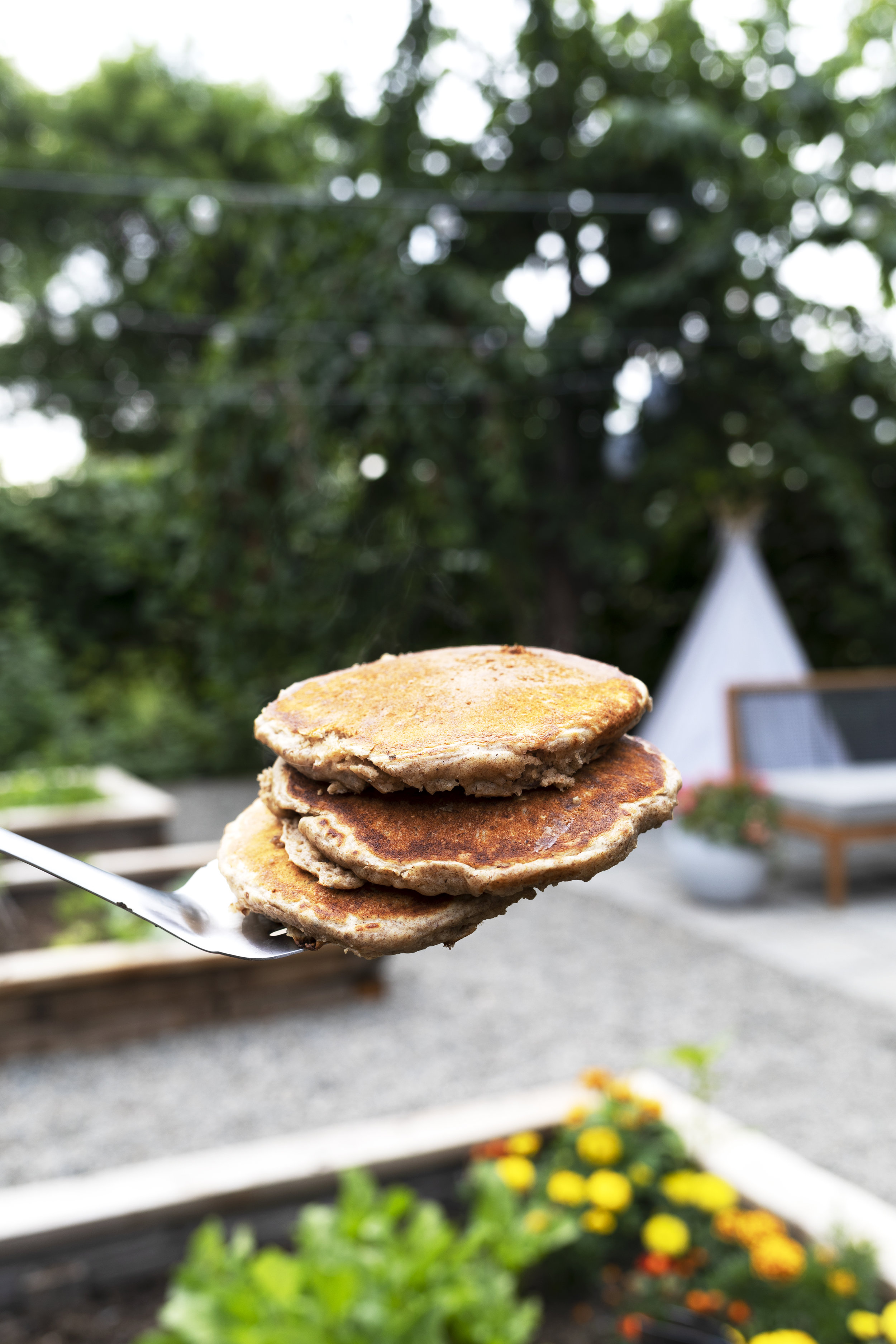 The Grit and Polish - Farmhouse Garden BBQ Pancakes 5.jpg