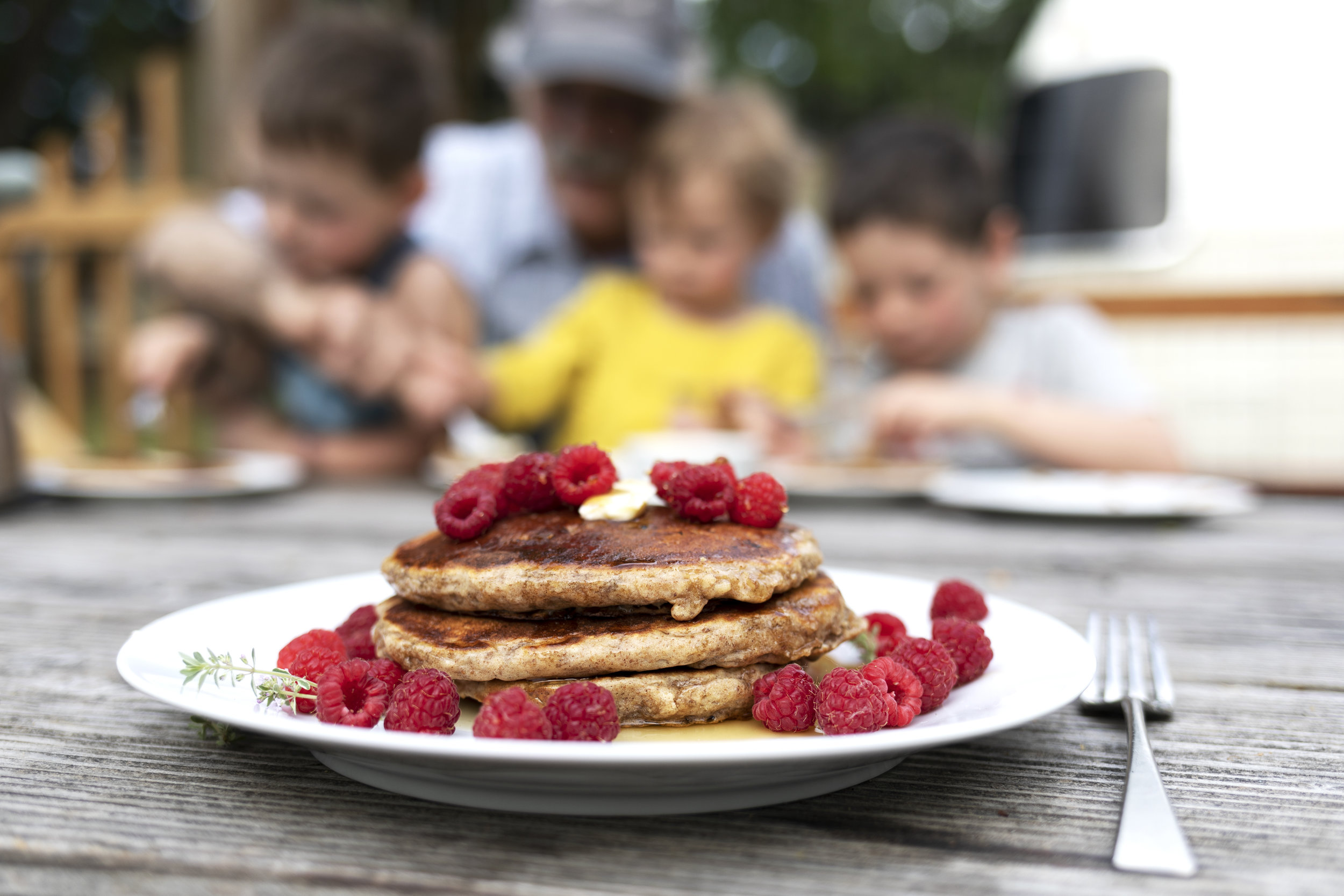 The Grit and Polish - Farmhouse Garden BBQ Pancakes 8.jpg