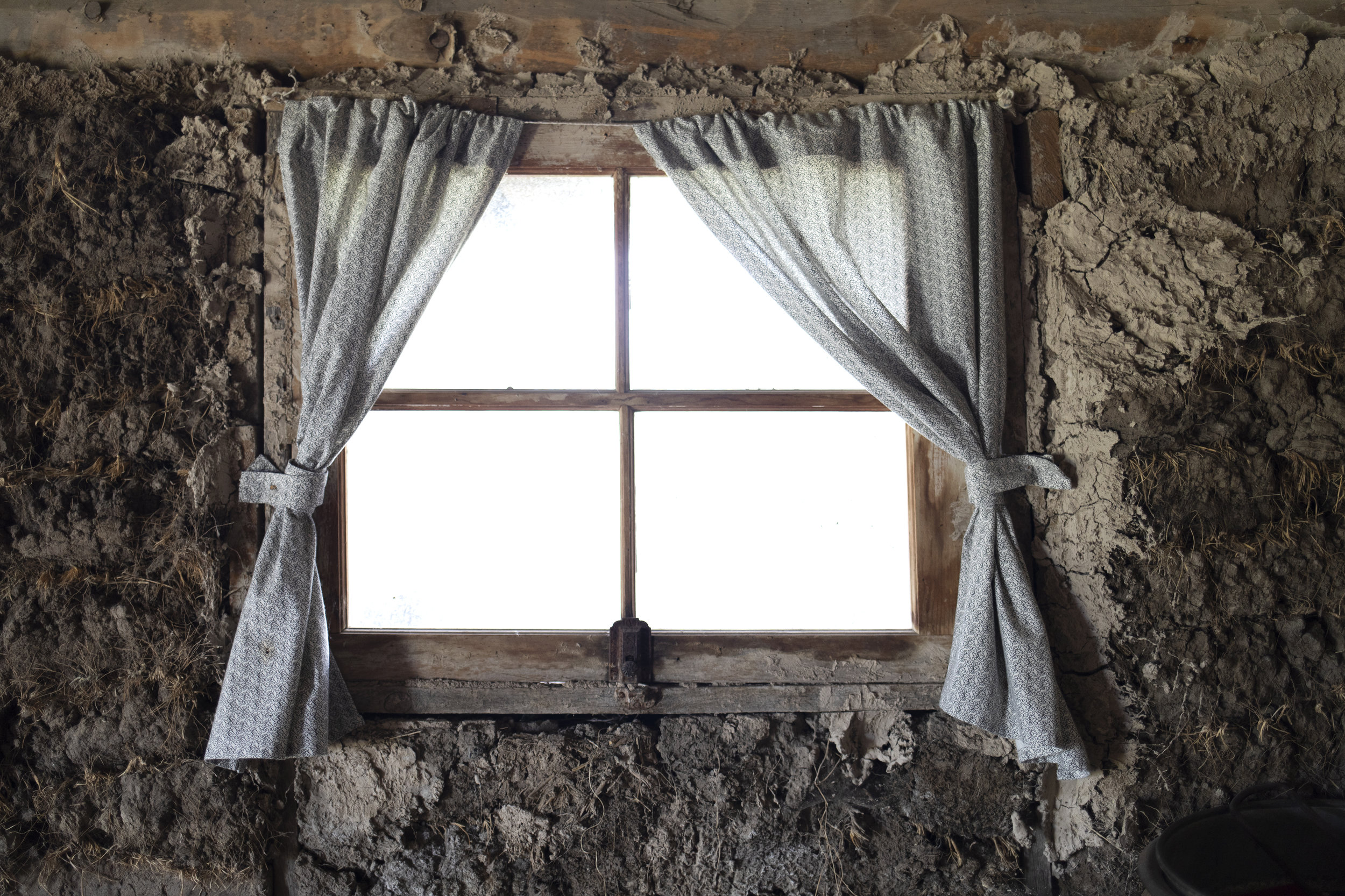 The Grit and Polish - 1906 Homestead South Dakota Sod Window.jpg