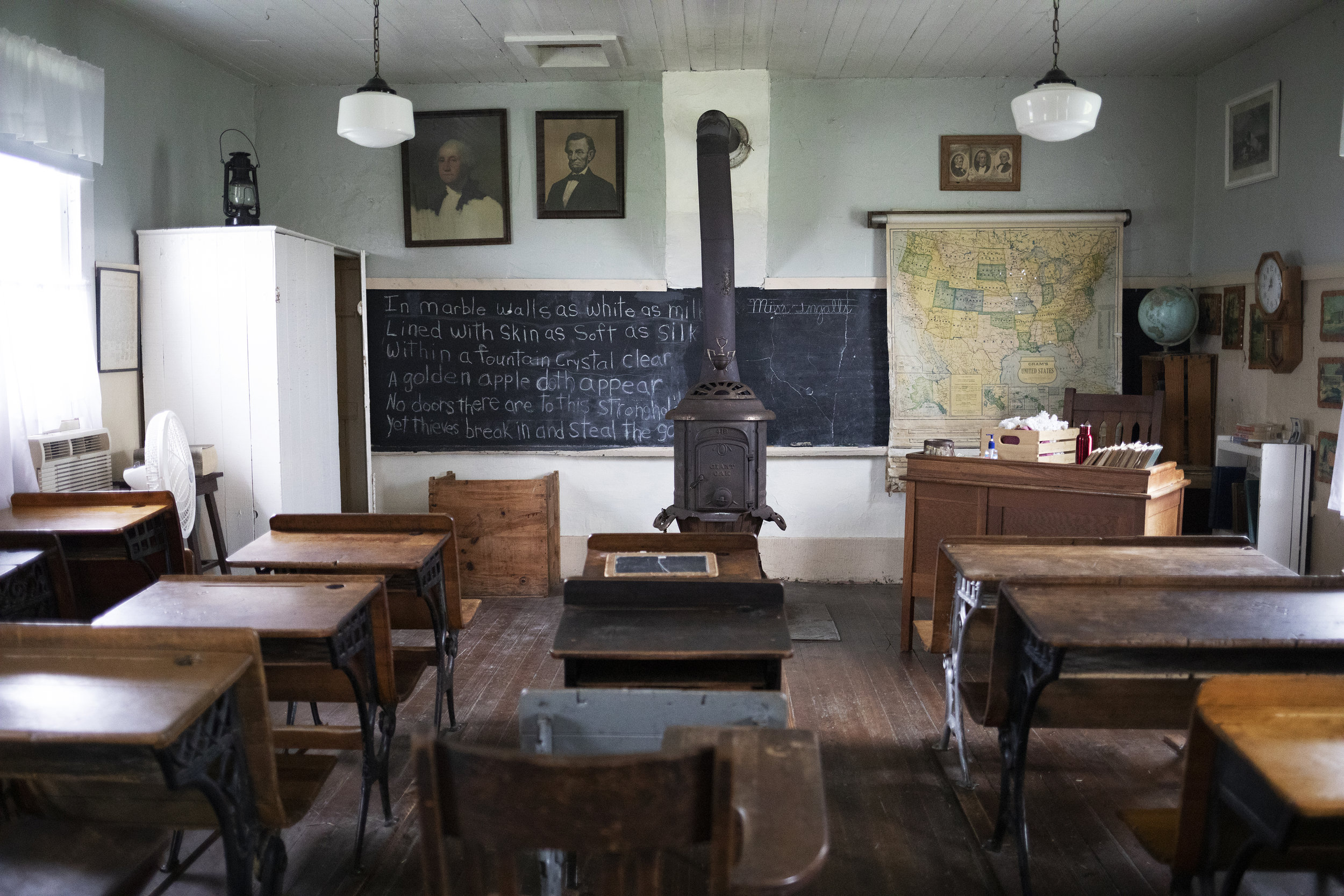 The Grit and Polish - Ingalls Homestead Schoolhouse 13.jpg