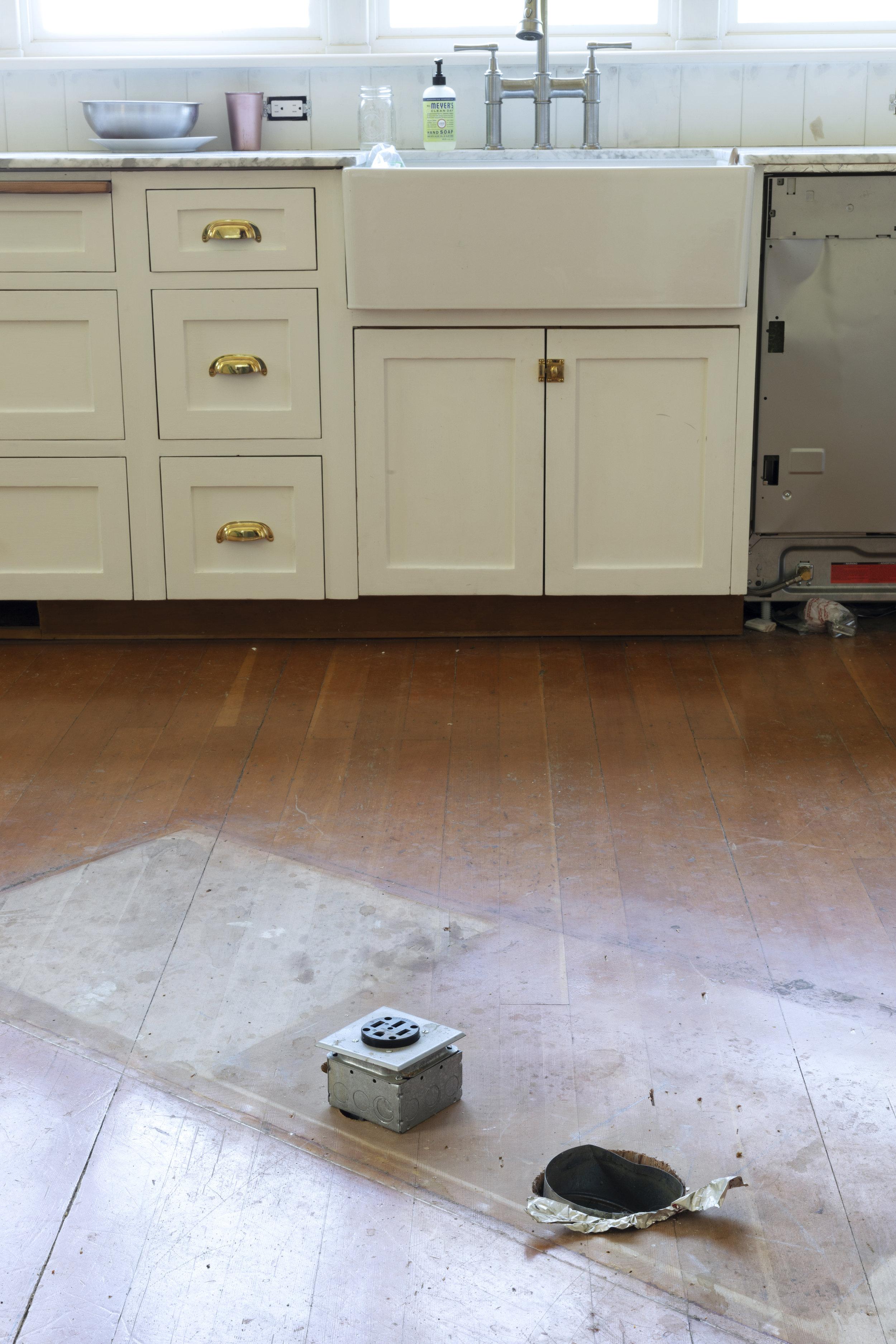 The Grit and Polish - Farmhouse Kitchen Fir Floors 14.jpg