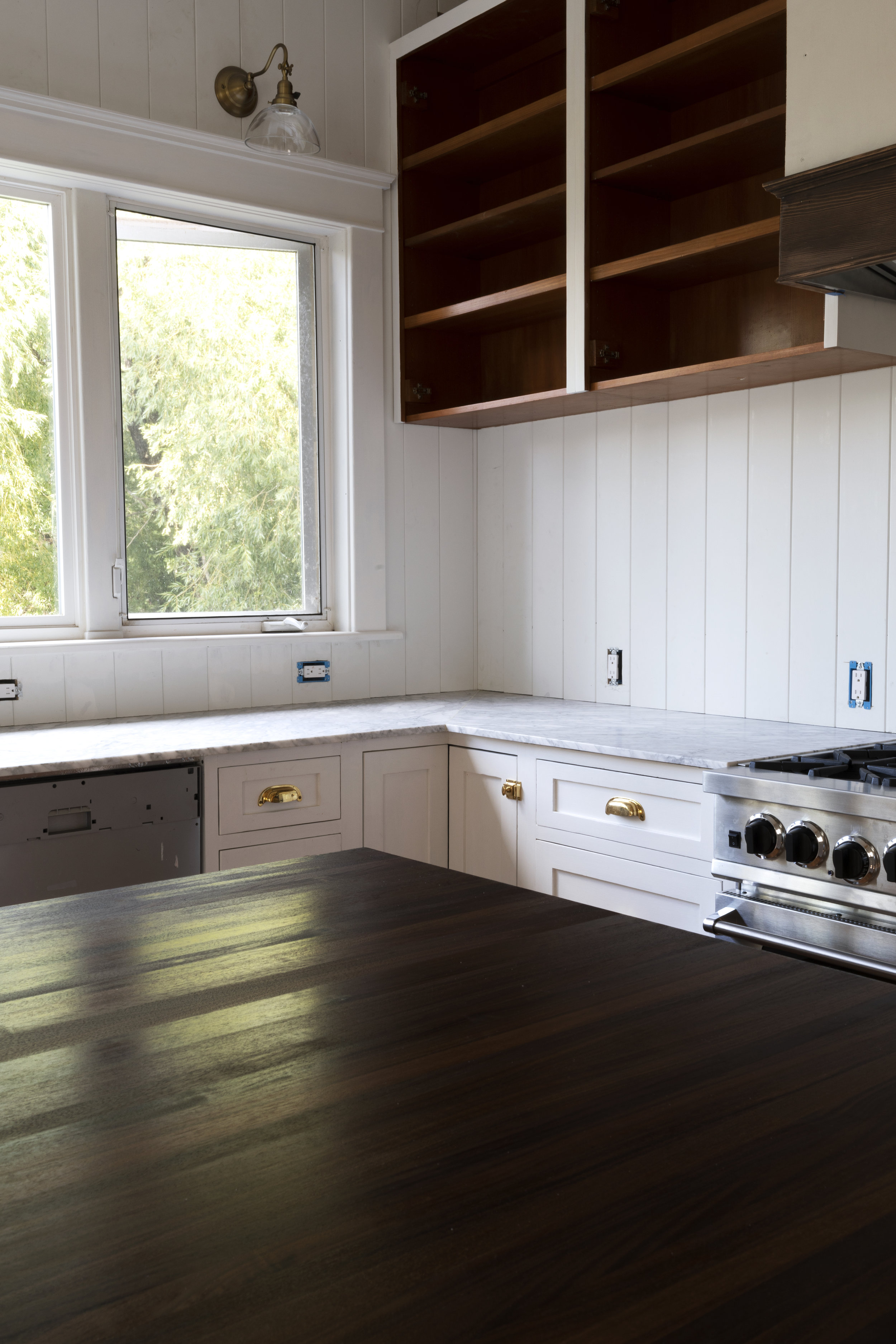 Install And Finish A Butcher Block