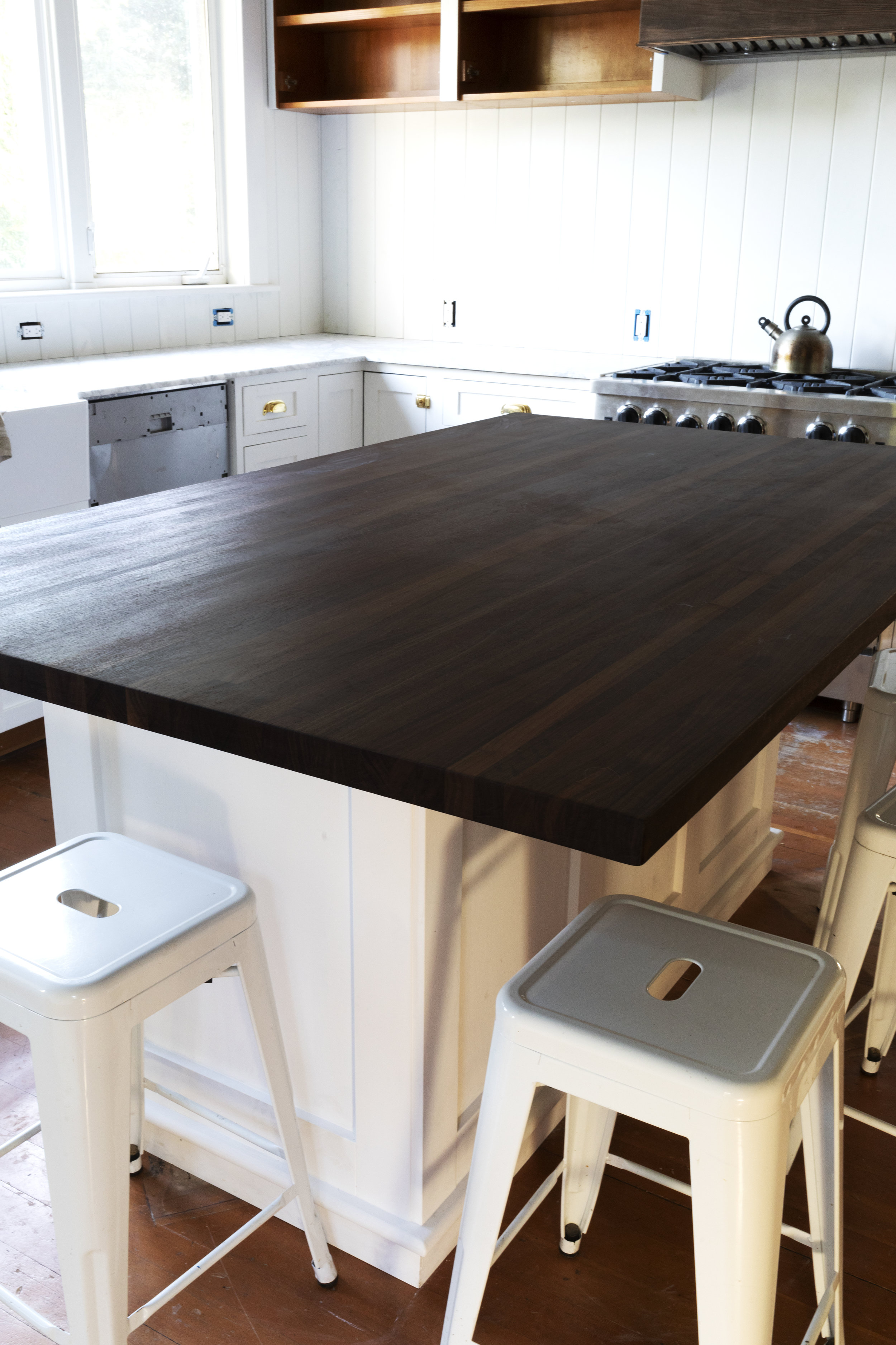 Best Finish For Butcher Block Countertop: DIY // How To Cut, Sand, Install, And Finish A Butcher