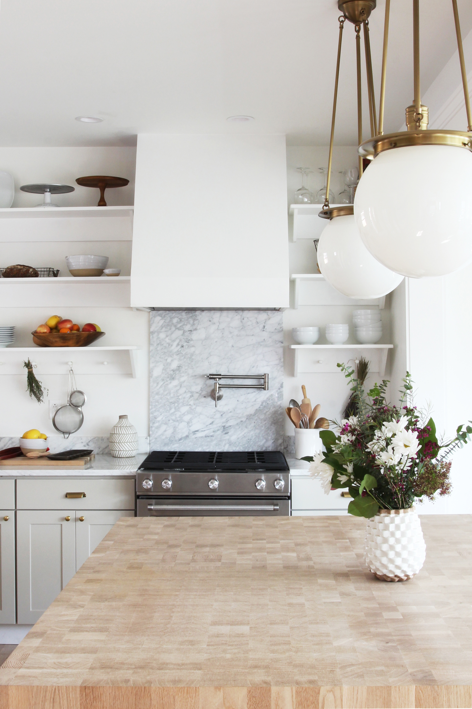 The Grit and Polish - Shaker Peg Kitchen Shelf.jpg