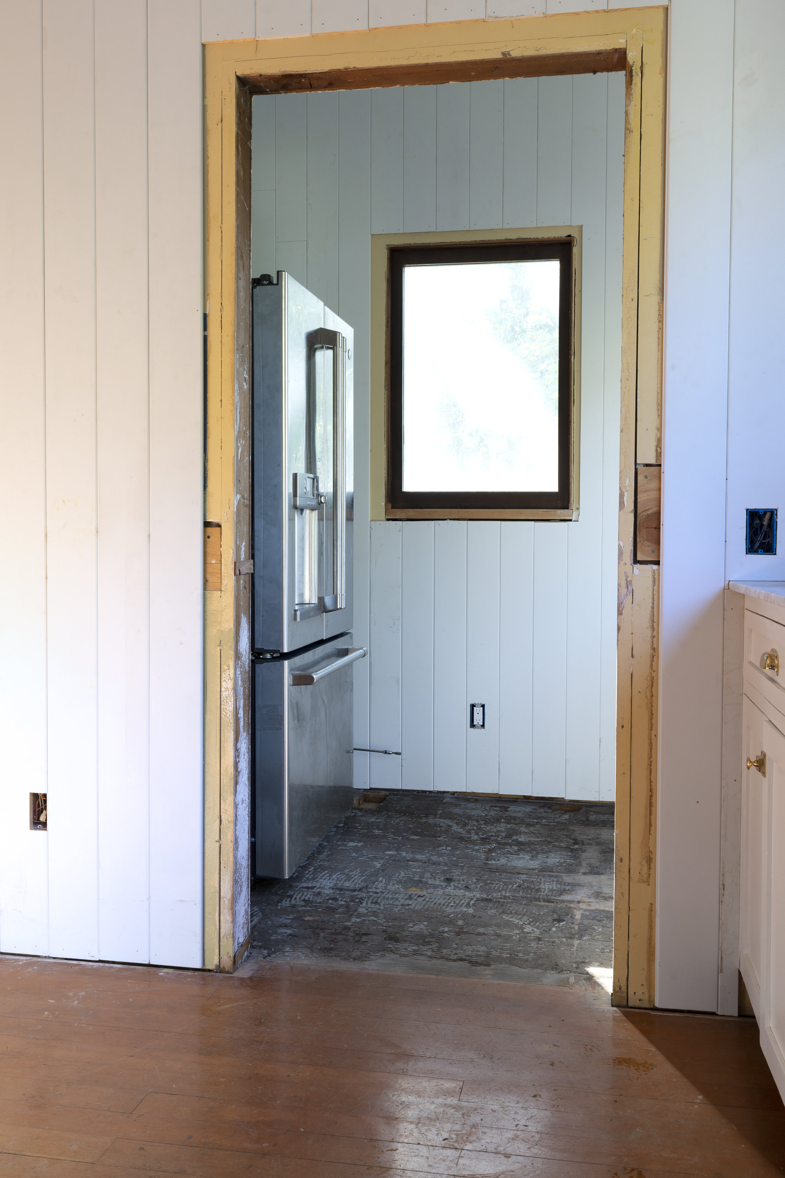 The Grit and Polish - Farmhouse 08-24 Kitchen Update Pantry with Fridge 2.jpg