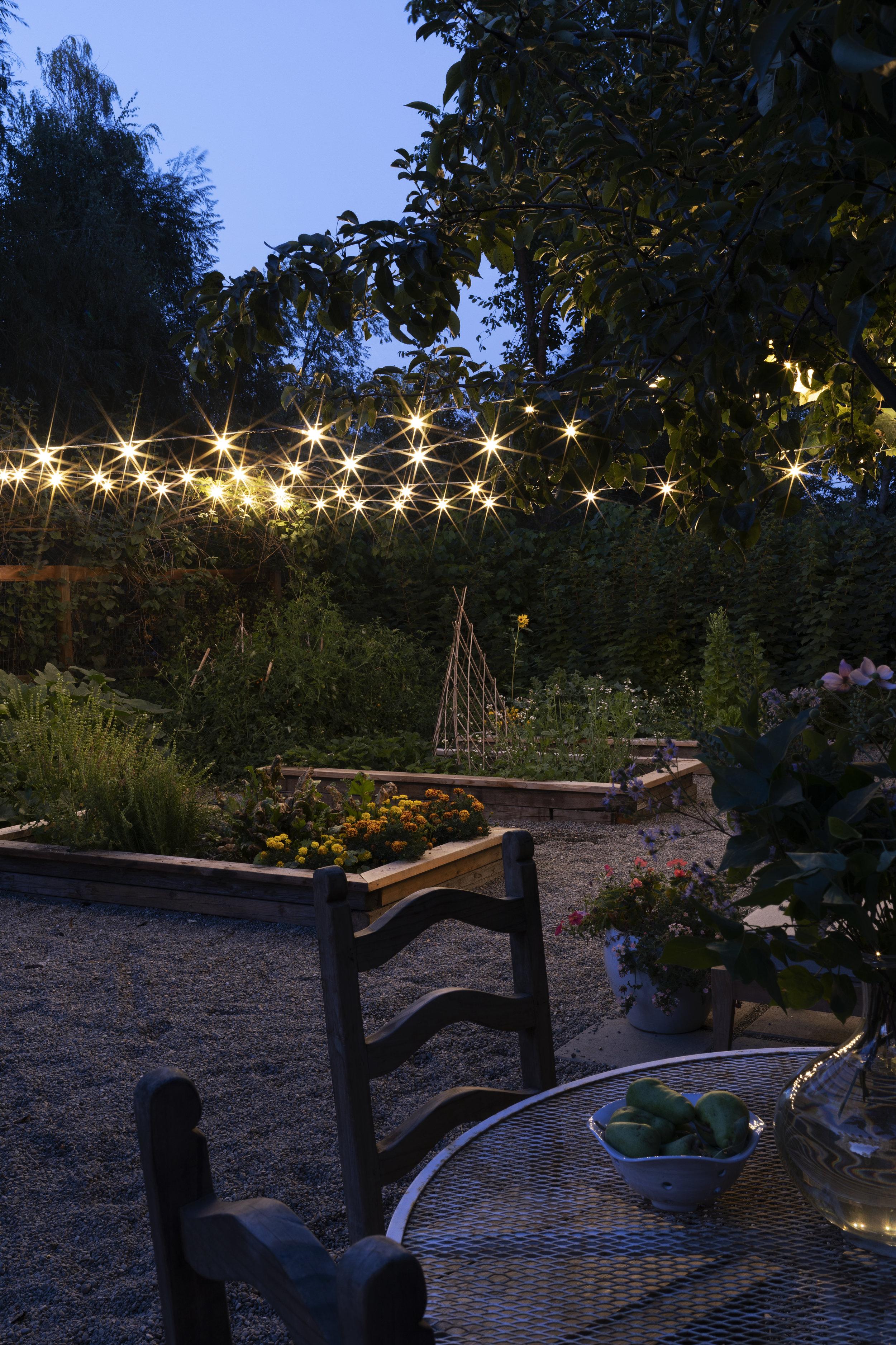 The Grit and Polish - Farmhouse Garden at Night 3.jpg