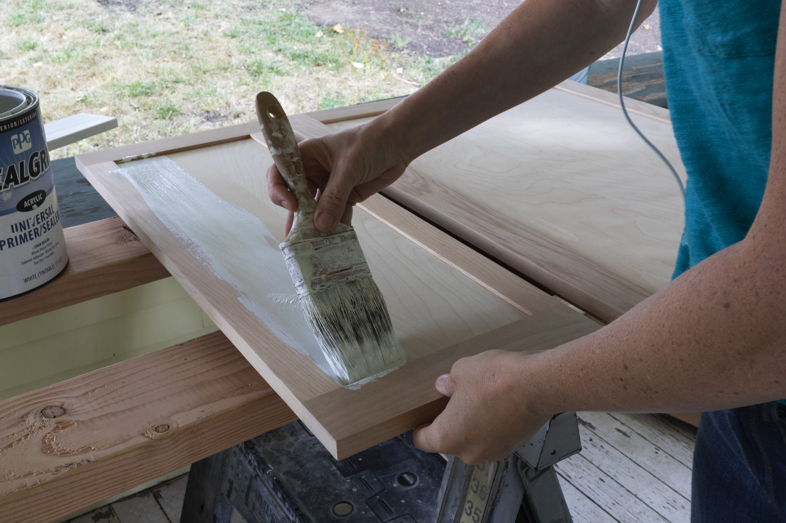 The Grit and Polish - Dishwasher Panel Paint Prep.jpg