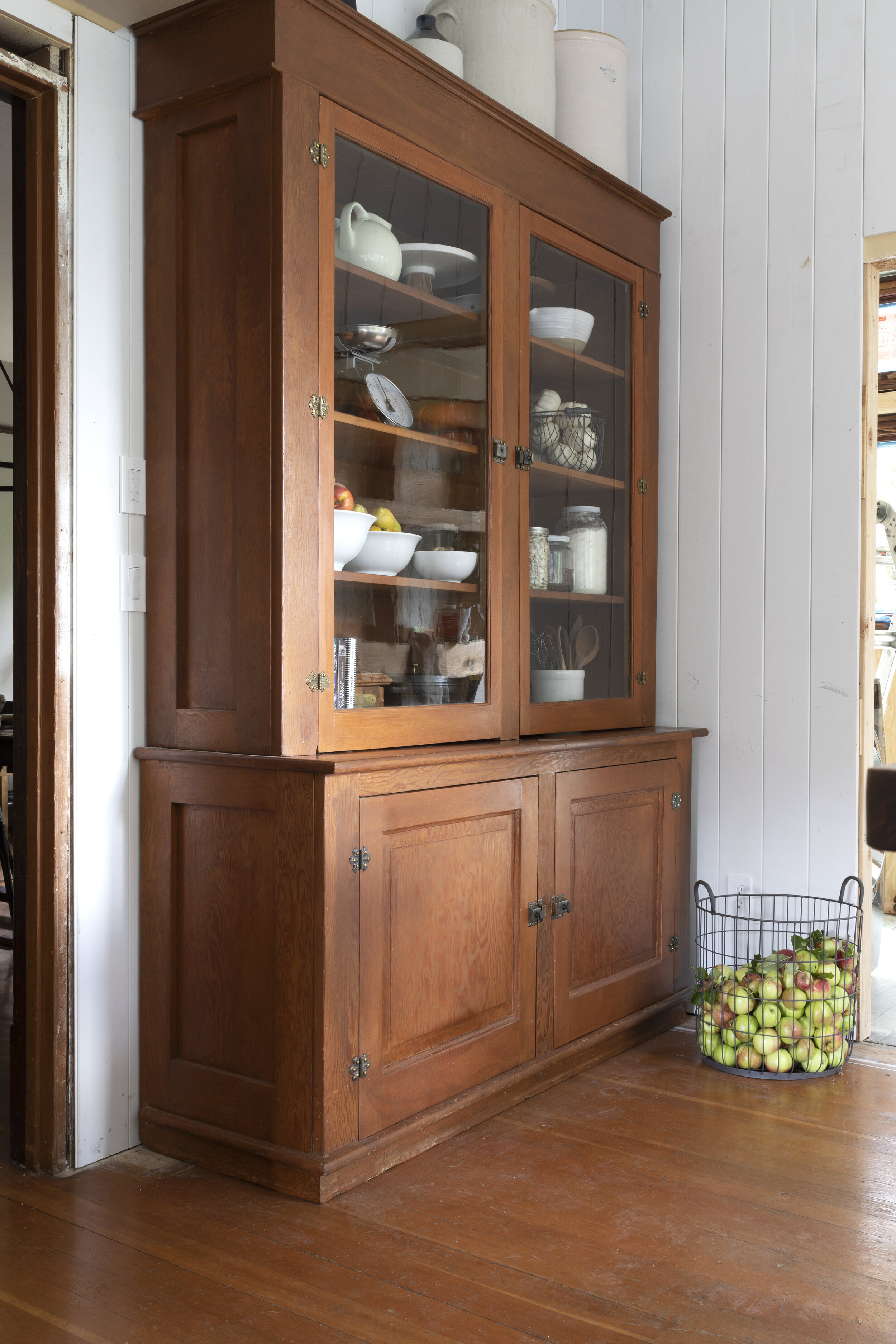 Incorporating Vintage Furniture Into a Kitchen Remodel — The ...