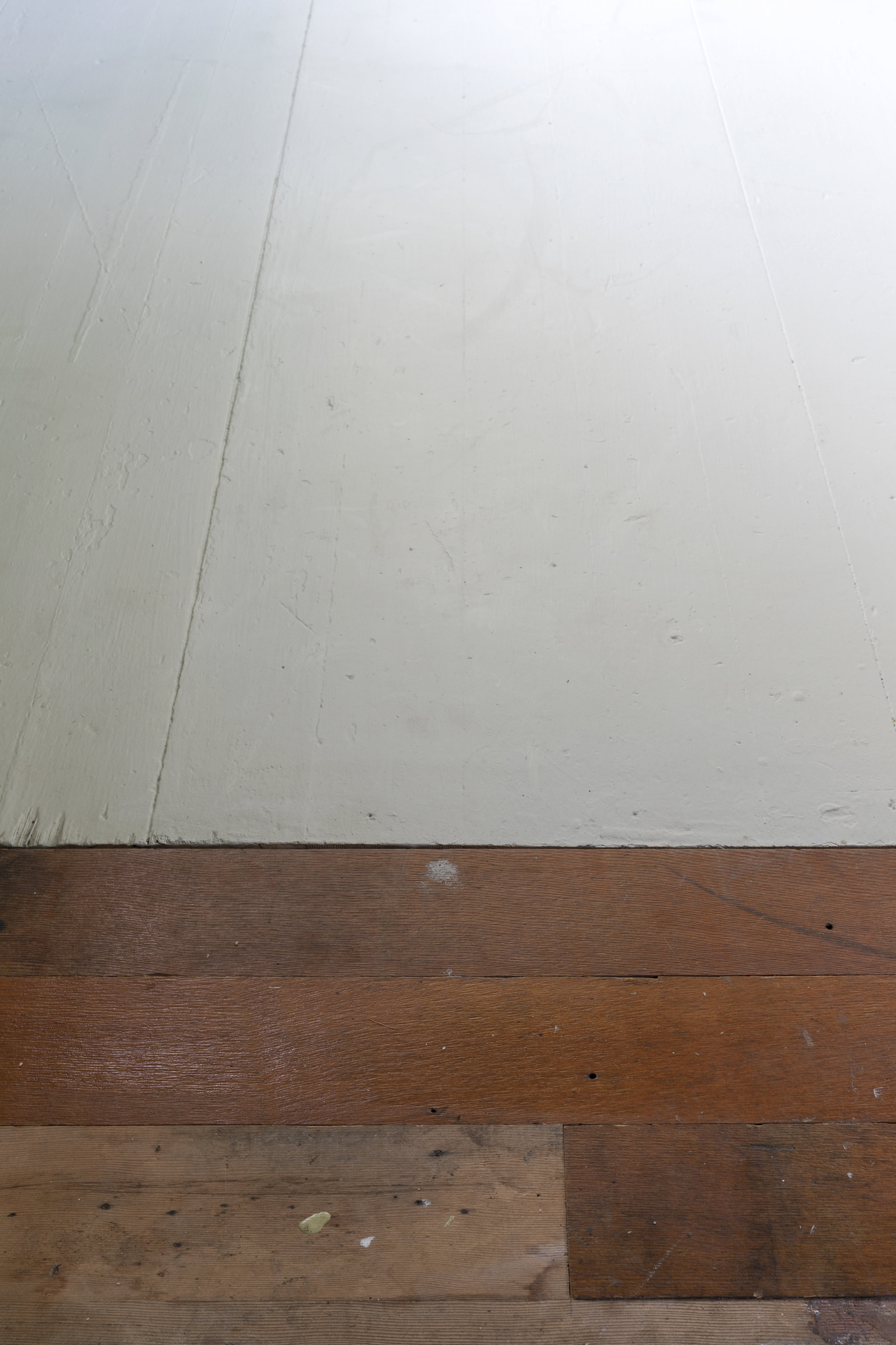 Diy How To Paint Any Wood Floor The Grit And Polish