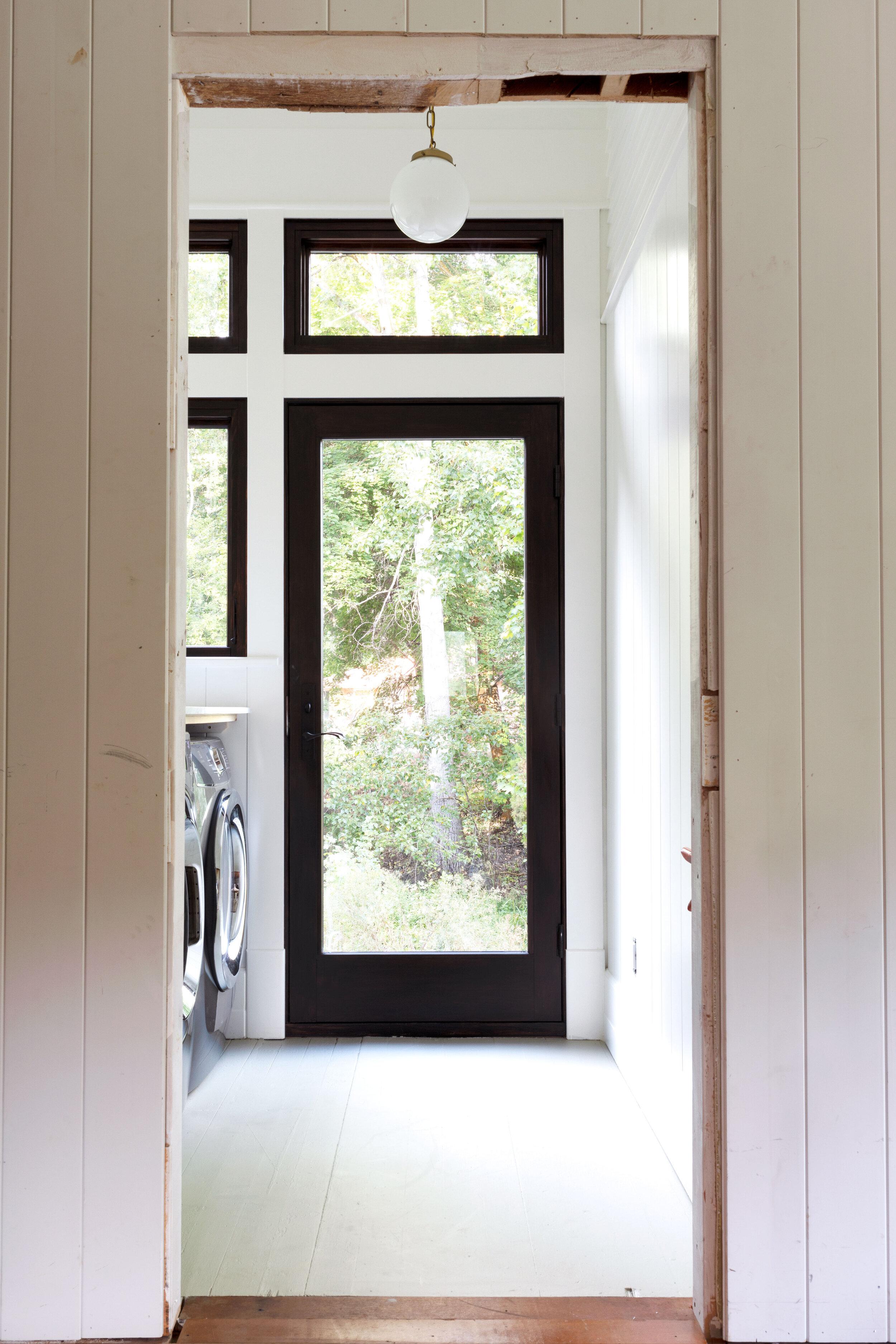 The Grit and Polish - Farmhouse Laundry Rm - How to Paint Any Wood Floors.jpg