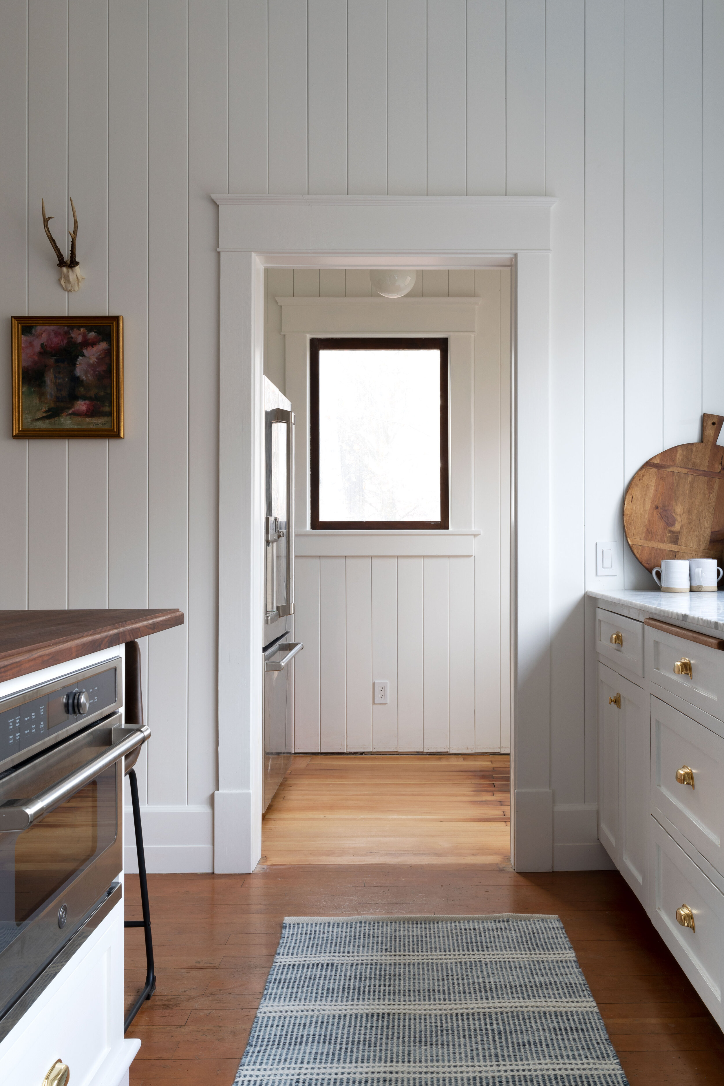 The Grit and Polish - Farmhouse White Country Kitchen Reveal pantry to-do web.jpg
