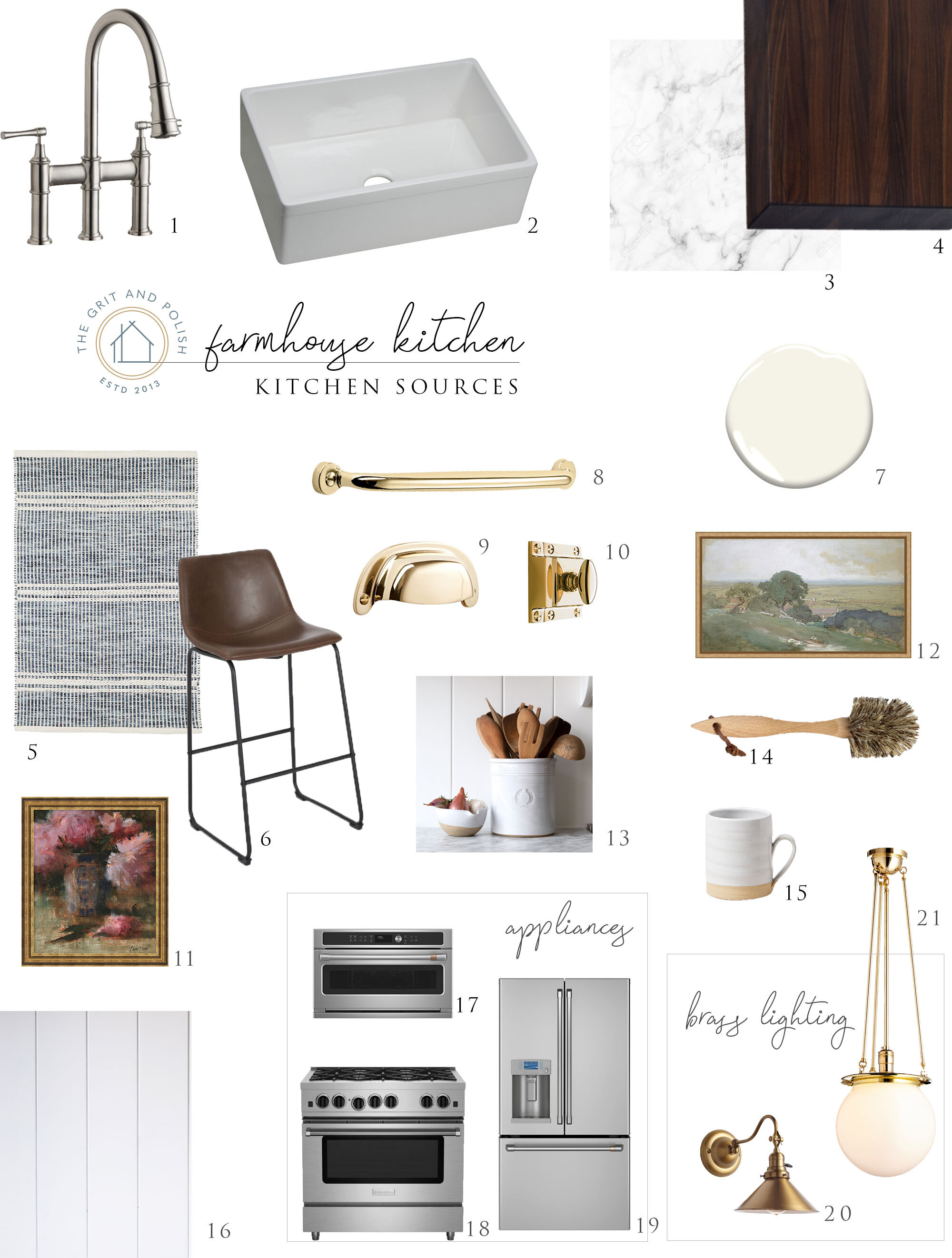 The Grit and Polish - Farmhouse Kitchen Remodel Sources.jpg